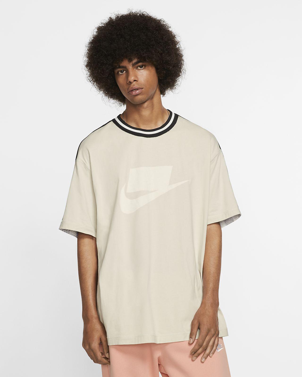Prenda para la parte superior de manga corta para hombre Nike Sportswear NSW