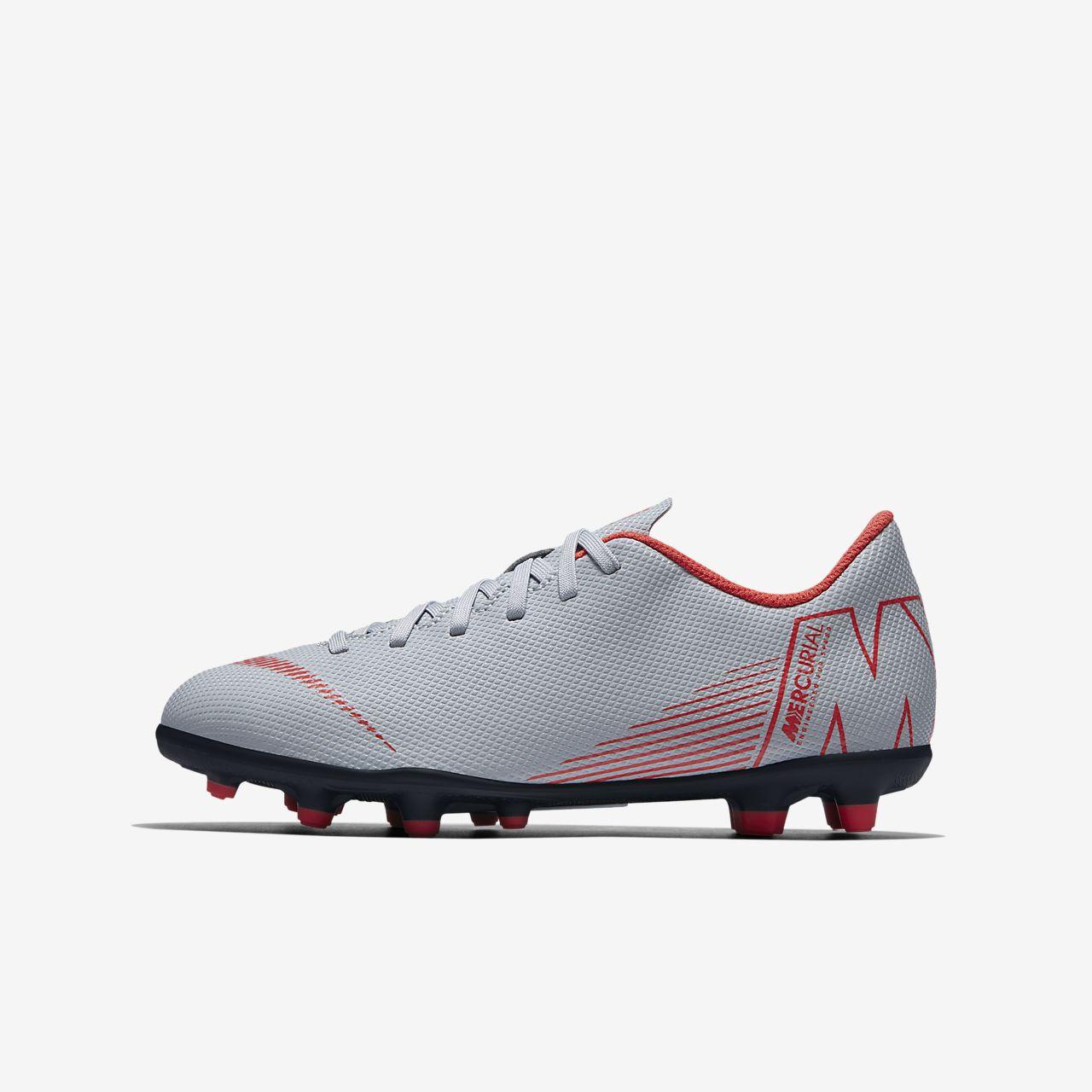 los angeles f7651 29f04 ... buy chaussure de football multi terrains à crampons nike jr. mercurial  vapor xii club pour