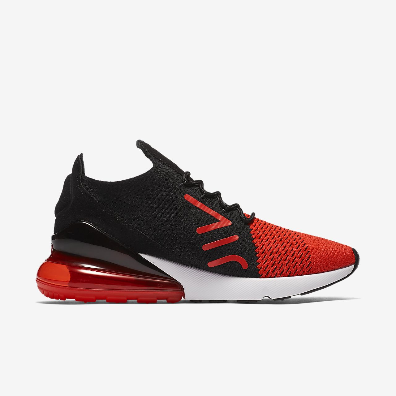 f3a37350386 Nike Air Max 270 Flyknit Men s Shoe. Nike.com