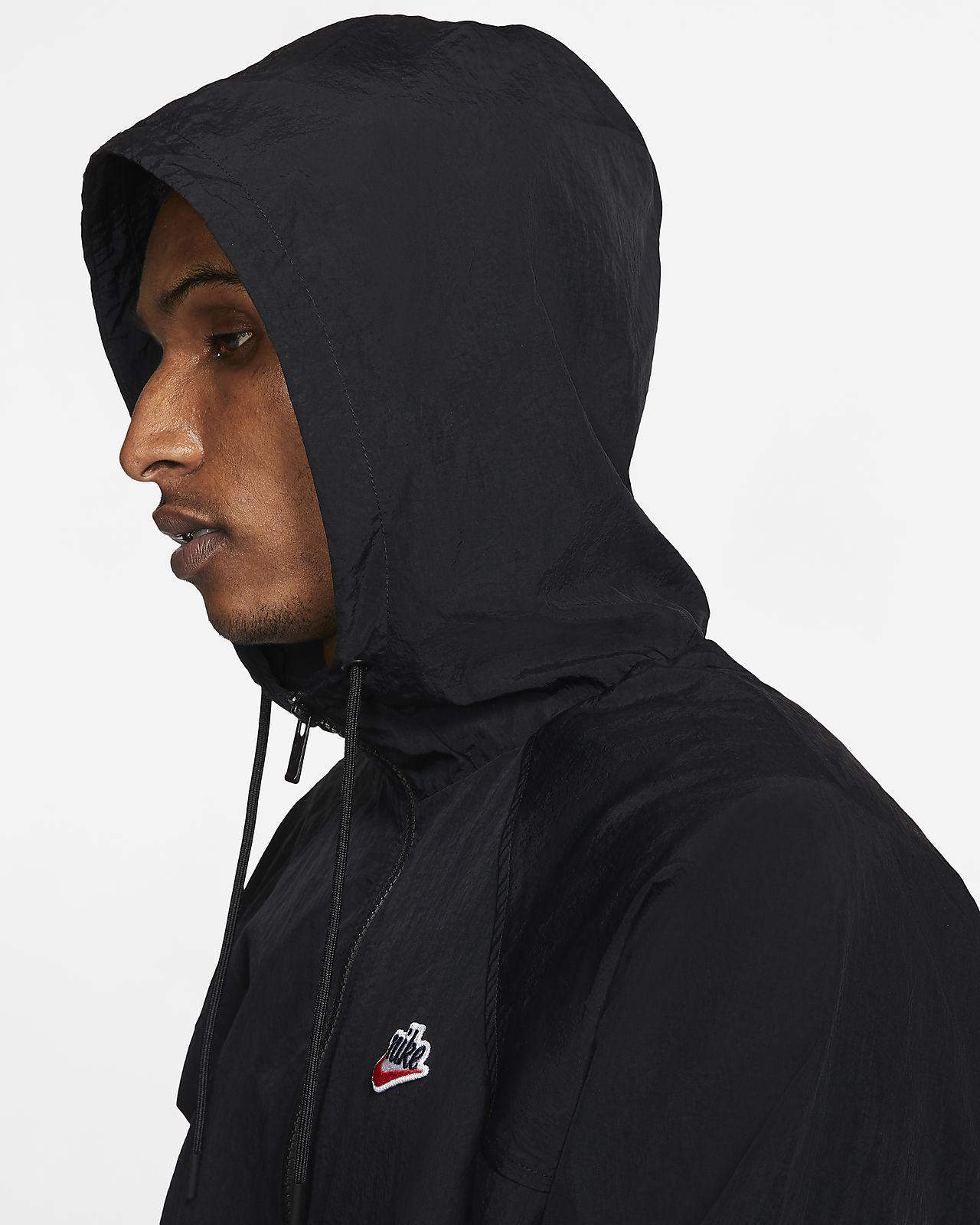 Veste signature Nike Sportswear Heritage Windrunner
