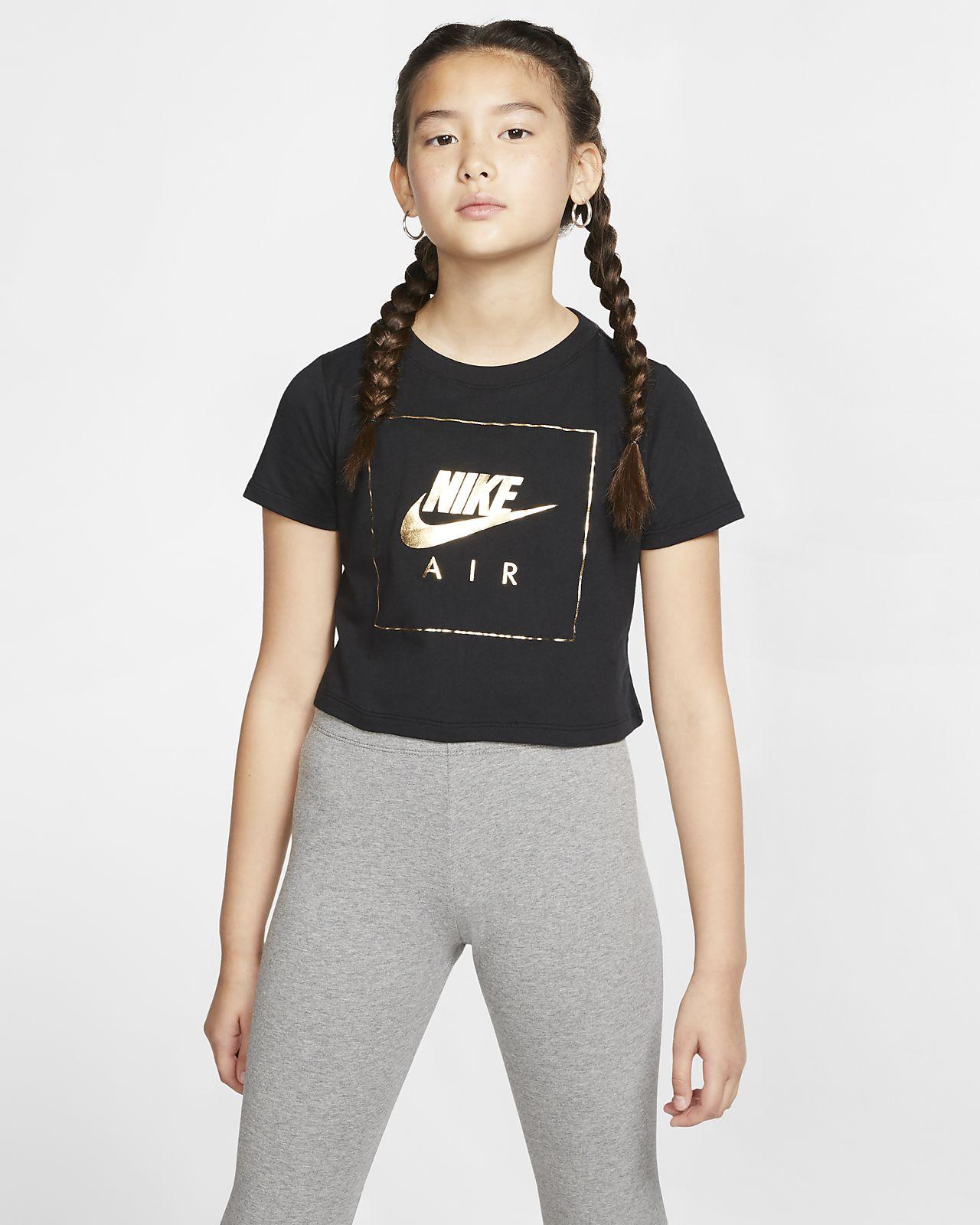 Nike Sportswear Older Kids' Crop Top