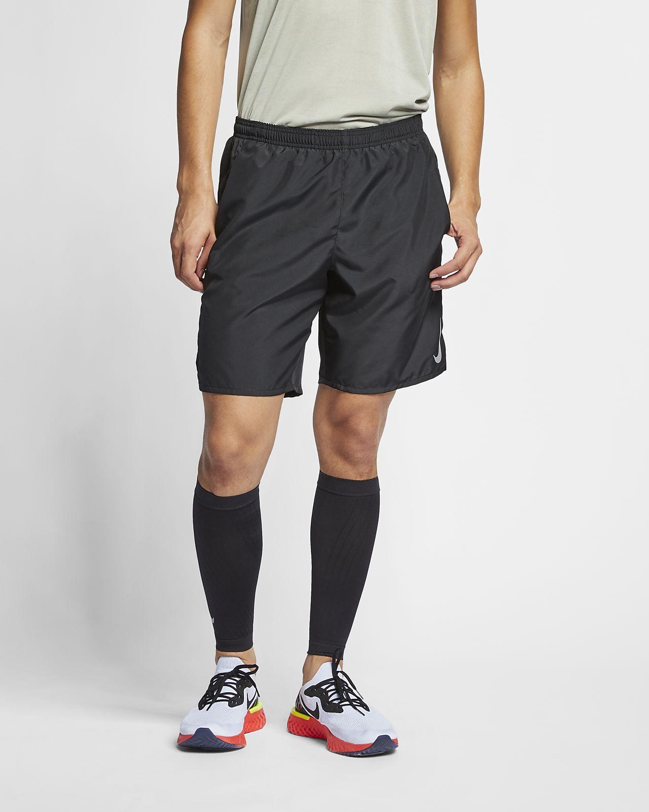 info for 1dd6b 29160 Nike Challenger løpeshorts til herre
