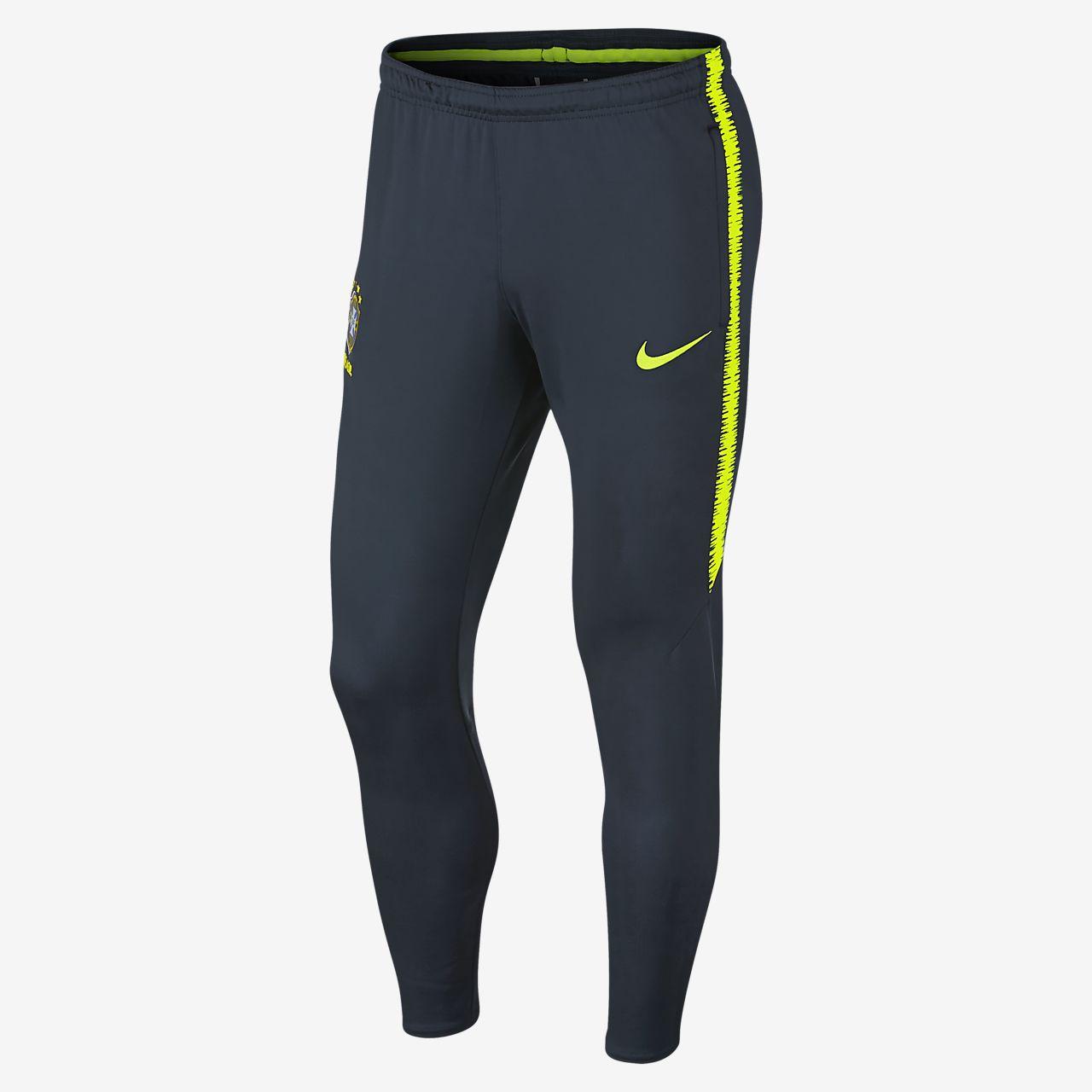 Pantaloni da calcio Brasil CBF Dri-FIT Squad - Uomo