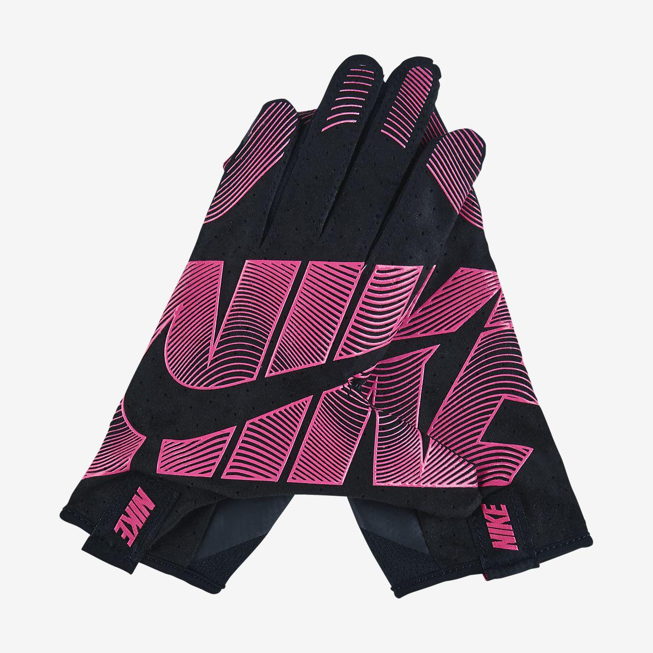 Nike Training Gloves Size Chart: NIKE WOMEN'S LUNATIC TRAINING GLOVES. Nike.com GB