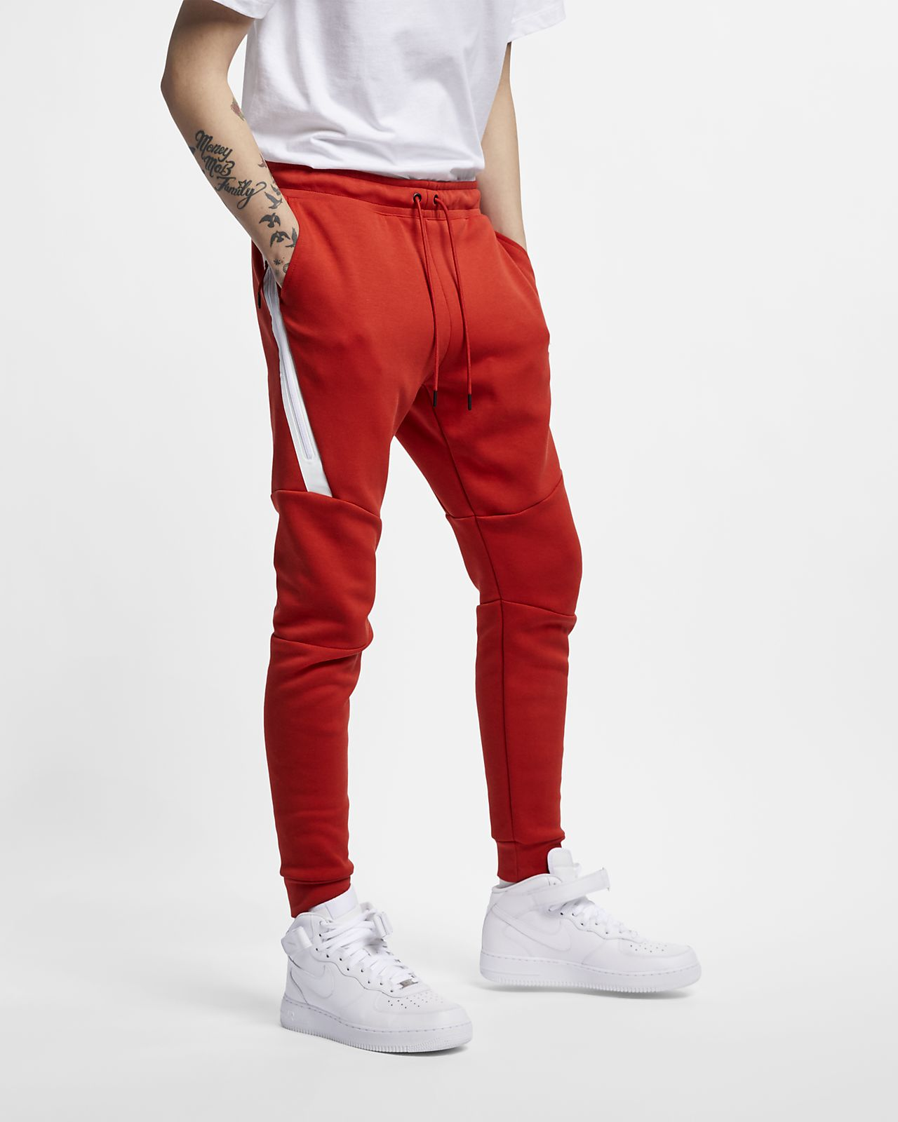 Tech Deportivos Fleece Hombre Para Sportswear Nike Pantalones qROaSxw