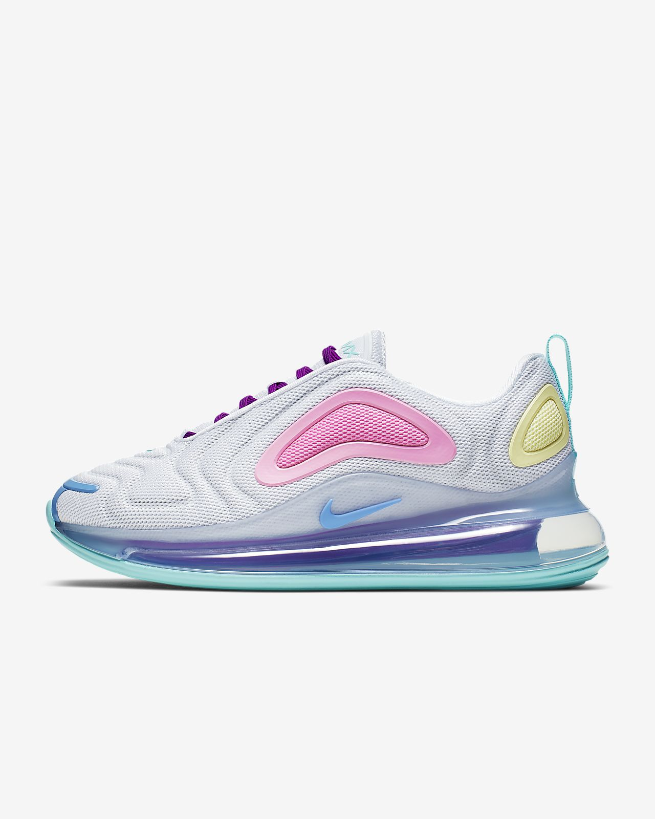 100% Original NIKE Air Max 720 Kids Shoes Teens Shoes