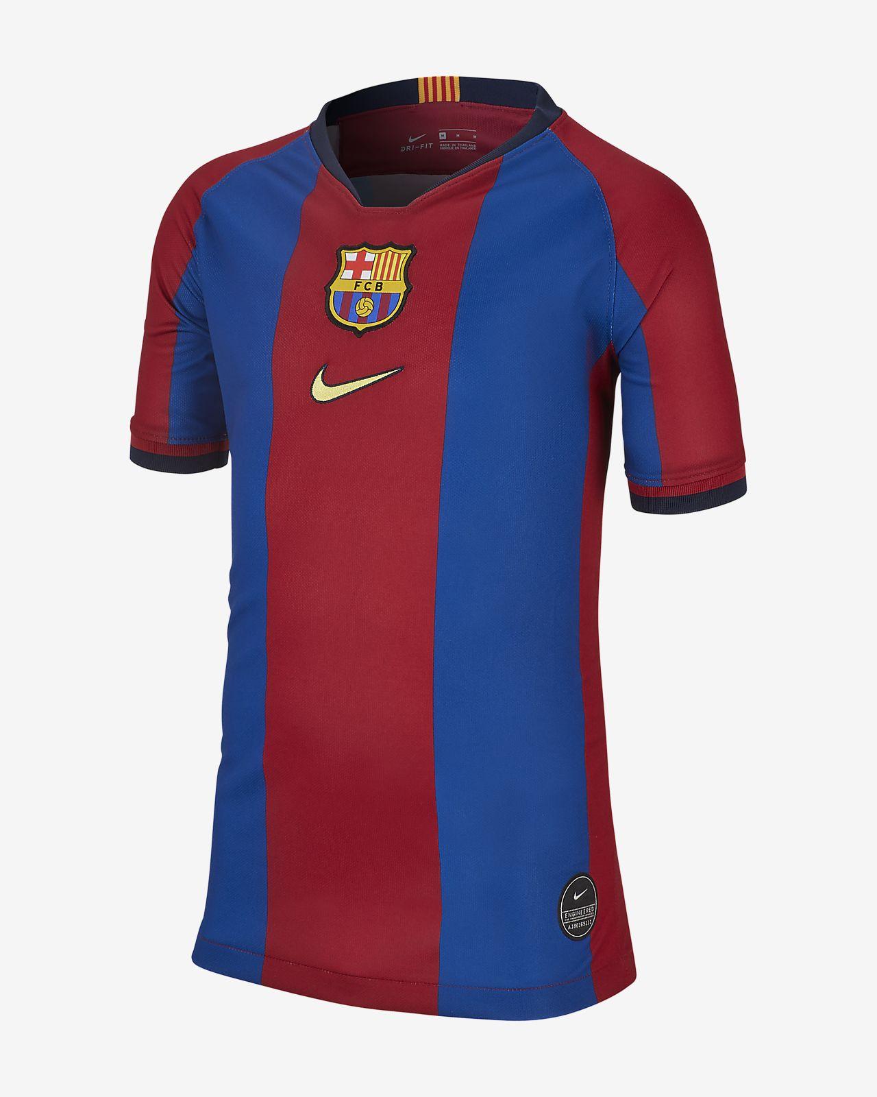 Camiseta para niños talla grande FC Barcelona Stadium '98/99