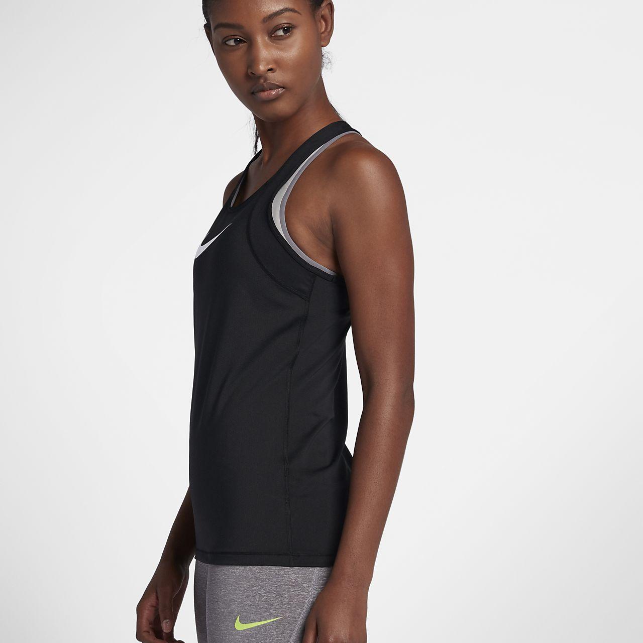 53b41a1de8db Débardeur de training Nike Pro pour Femme. Nike.com BE