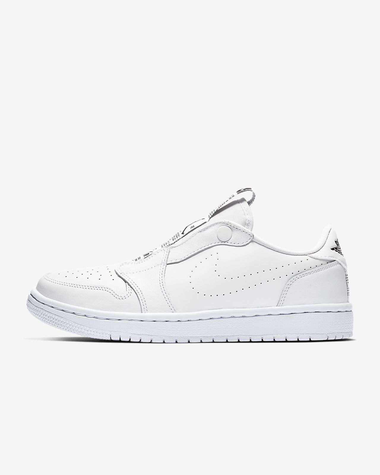 differently dbc24 2b133 Air Jordan 1 Retro Low Slip Women's Shoe