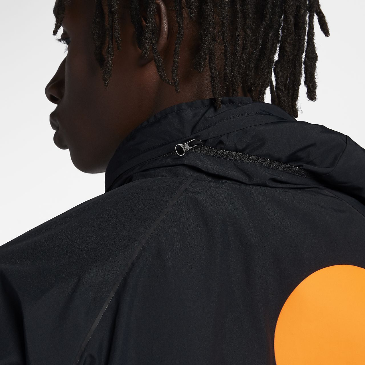 Nike Nike x Off White Track Jacket AA3298 010 | BSTN Store