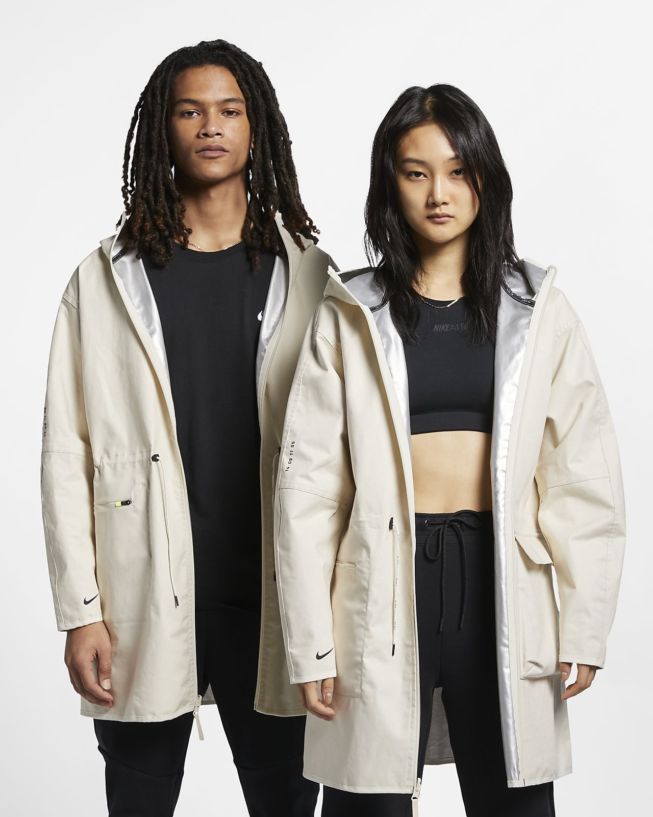 Nike Sportswear Tech Pack Dokuma Ceket