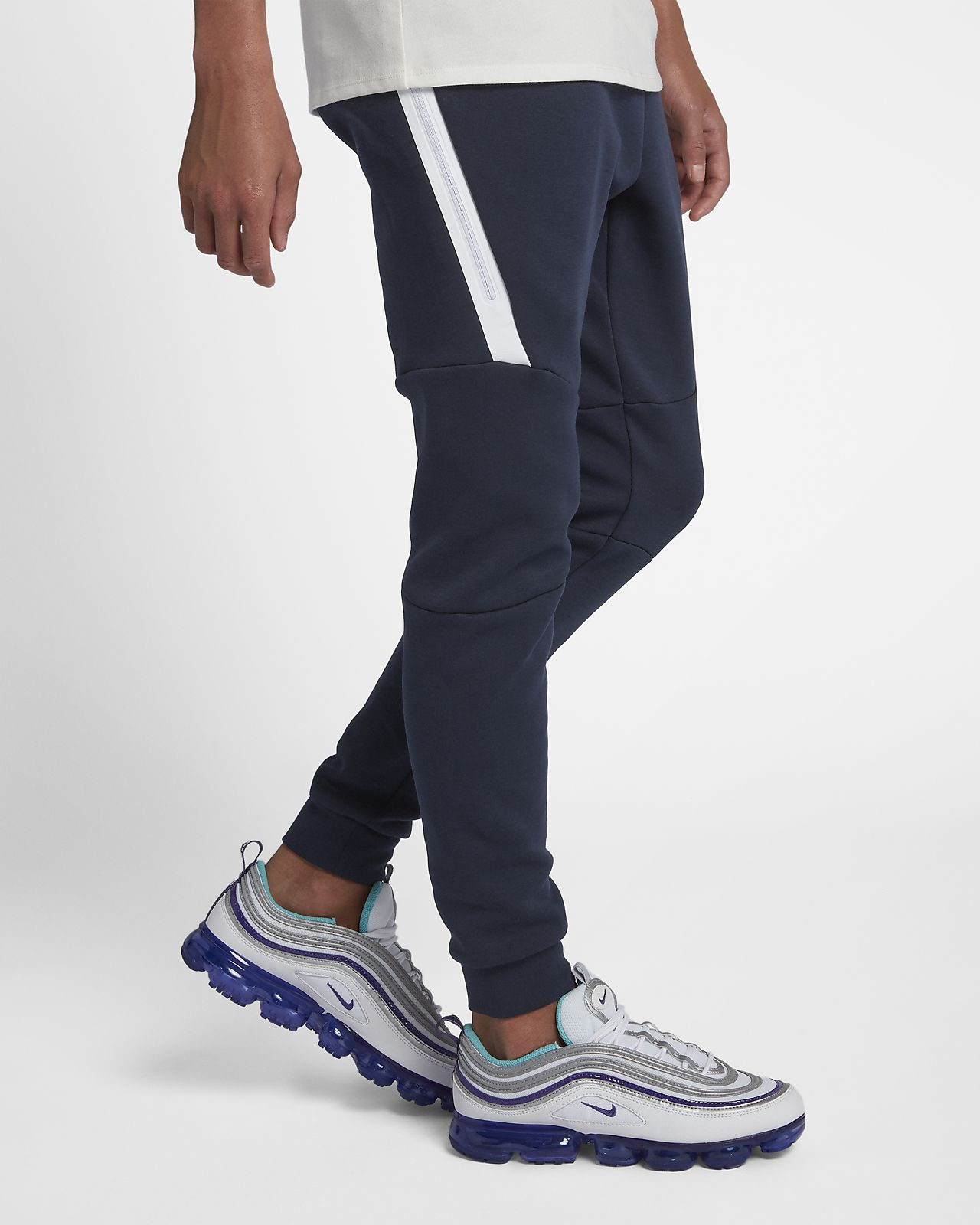 lace up in select for best amazing quality Nike Sportswear Tech Fleece Men's Joggers