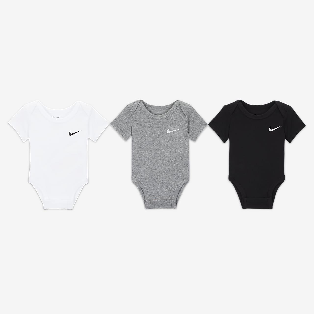 Set di 3 body Nike - Neonati (0-9 M)