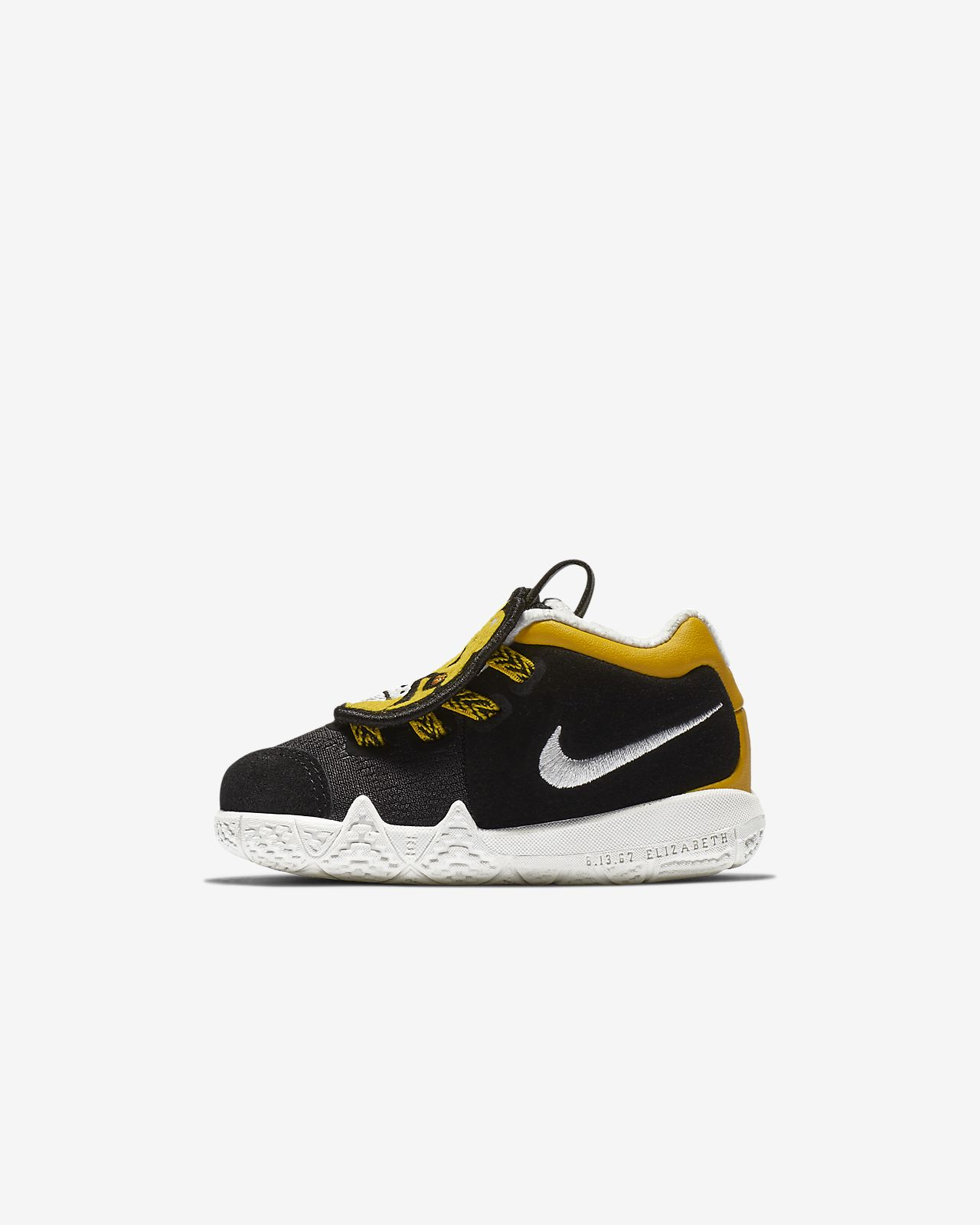 6d1a2417215 Kyrie 4 Little Big Cats Toddler Shoe. Nike.com IN