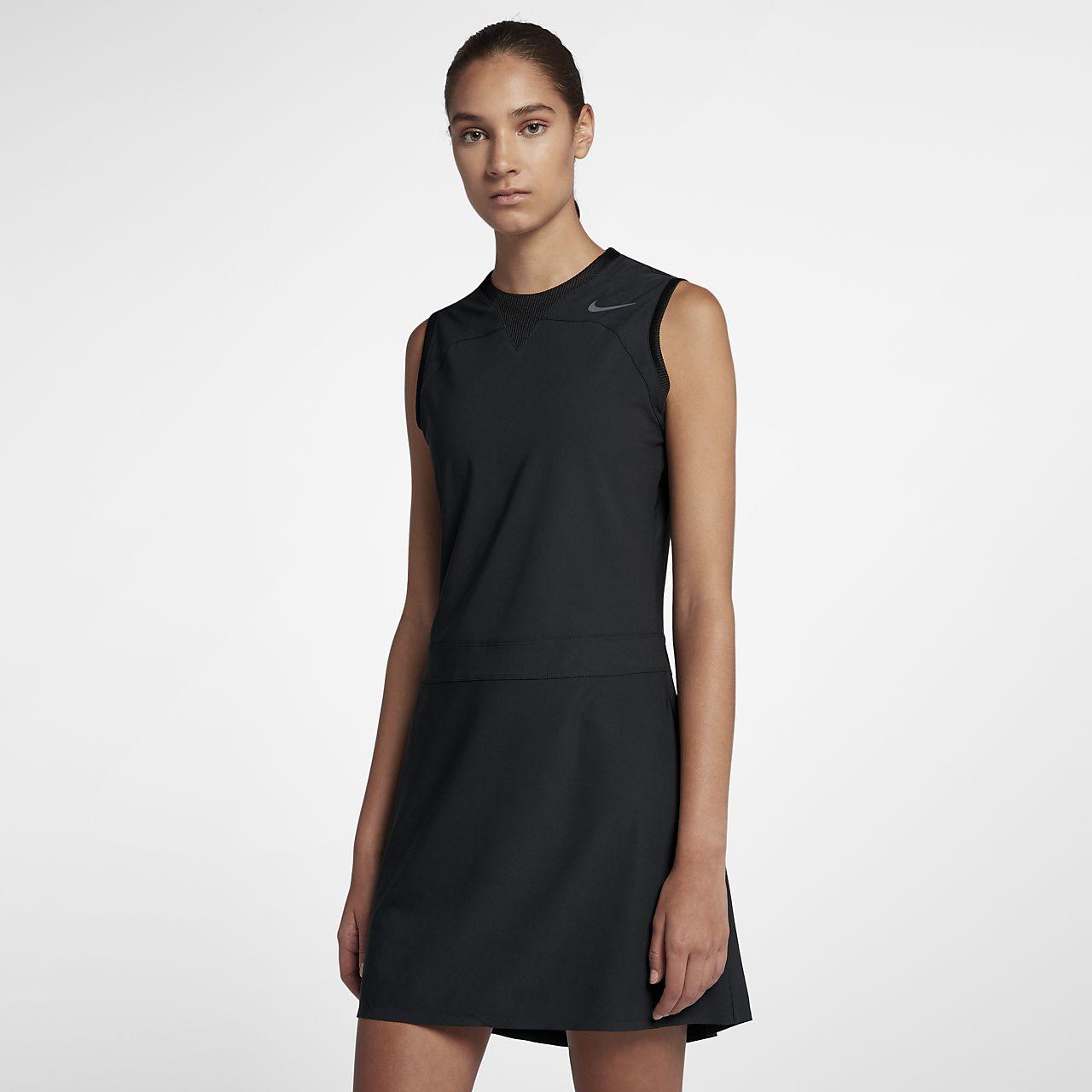 ... Robe de golf sans manches Nike Flex pour Femme