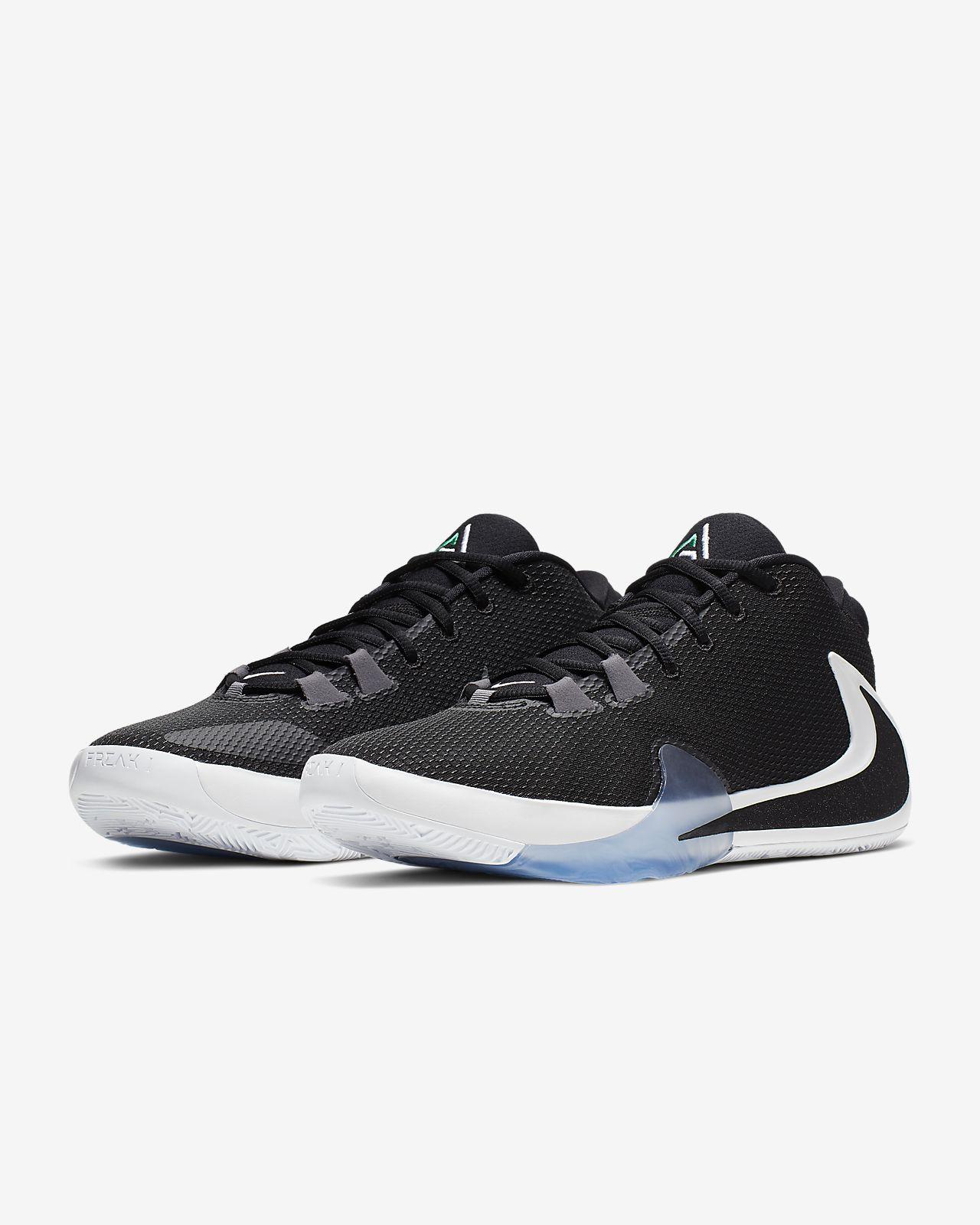 90fe2bd15b3ab Zoom Freak 1 Basketball Shoe