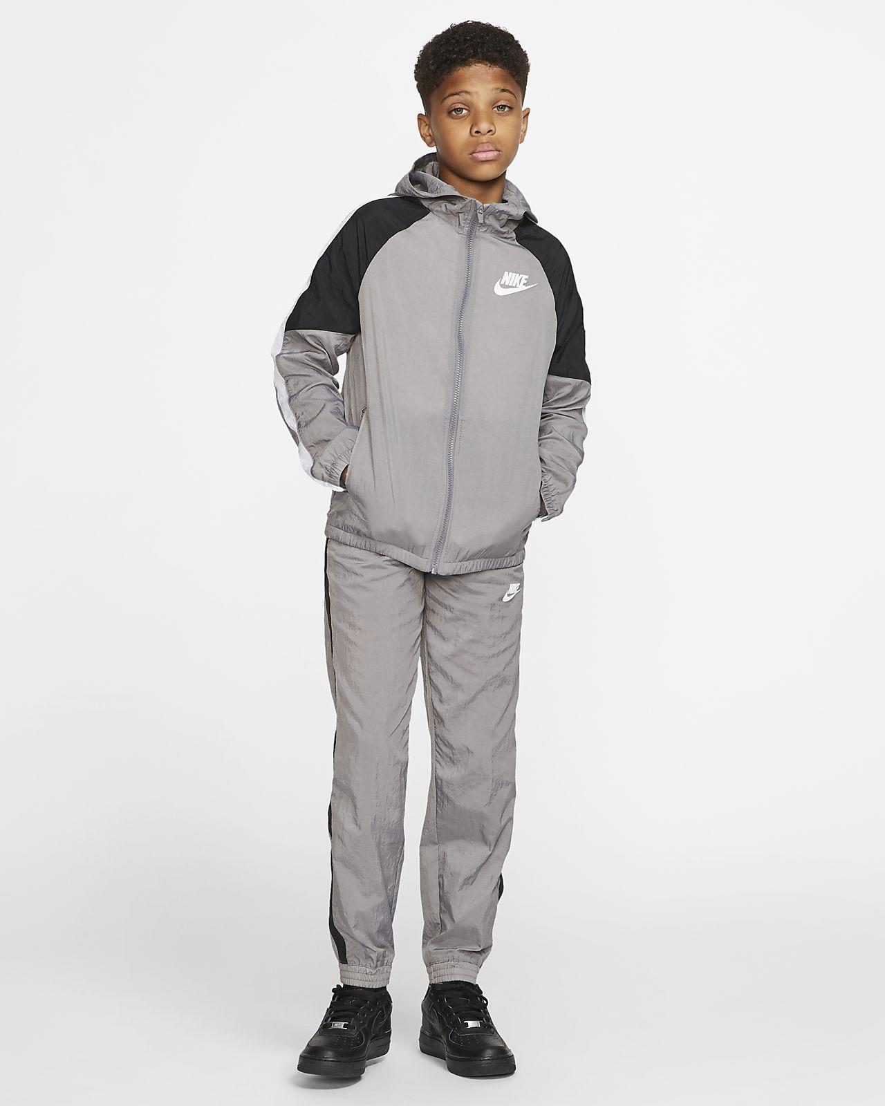 Nike Sportswear Web Trainingsanzug für ältere Kinder