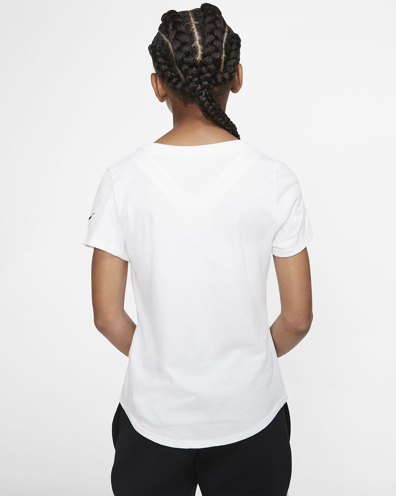 28af5308ca8 Nike Dri-FIT Big Kids  Just Do It Soccer T-Shirt. Nike.com