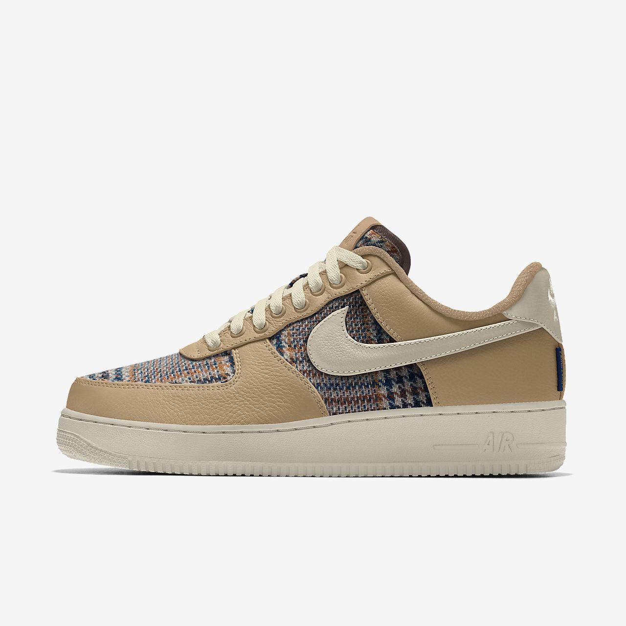 Nike Air Force 1 Low Pendleton By You Custom Women's Shoe