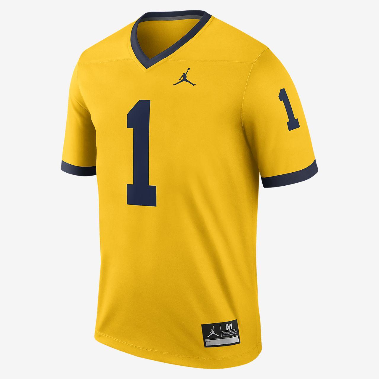 Jordan College Legend (Michigan) Men's Football Jersey