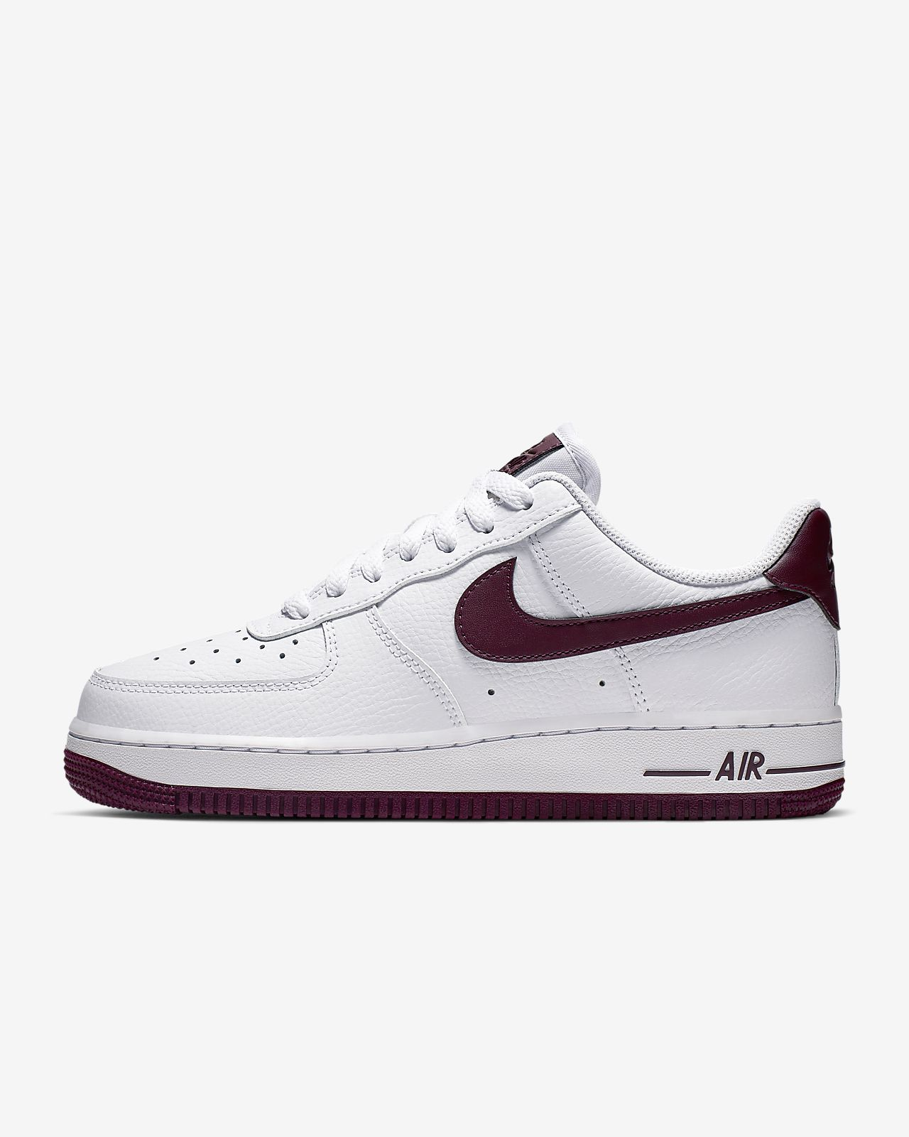 2ed2dc6eb919 Nike Air Force 1  07 Patent Women s Shoe. Nike.com GB