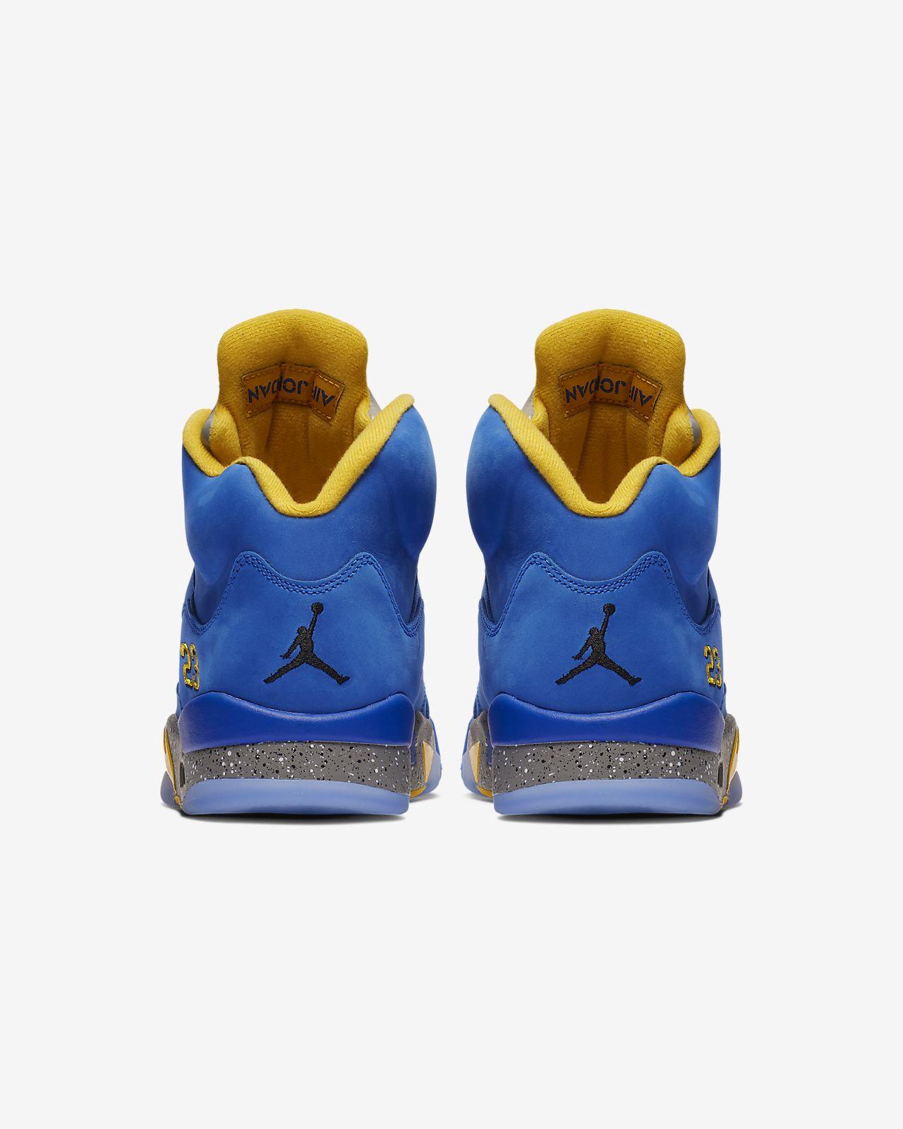 806ea162f18 Air Jordan 5 Laney JSP Men's Shoe. Nike.com GB
