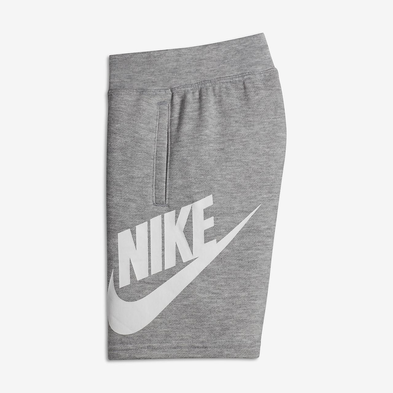 Nike French Terry Alumni rövidnadrág gyerekeknek (fiúk)