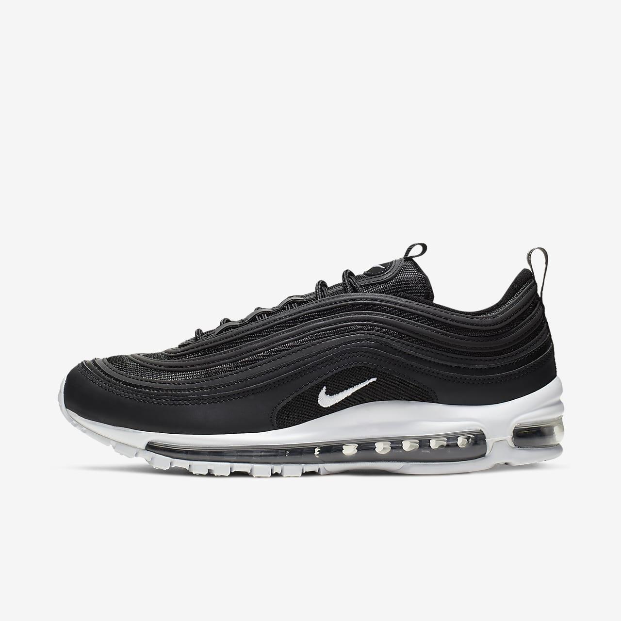Chaussures Nike Lunar noires Casual homme BkyJIb
