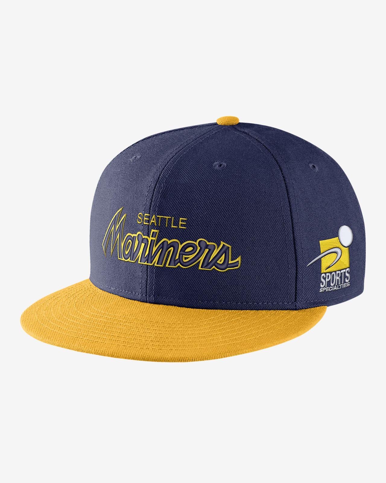 97c2b4894a3 Nike Pro Sport Specialties (MLB Mariners) Adjustable Hat. Nike.com