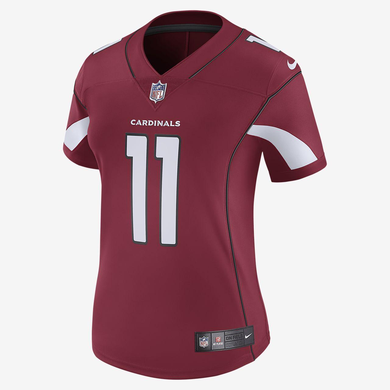 NFL Arizona Cardinals Limited Jersey (Larry Fitzgerald) Women's Football Jersey