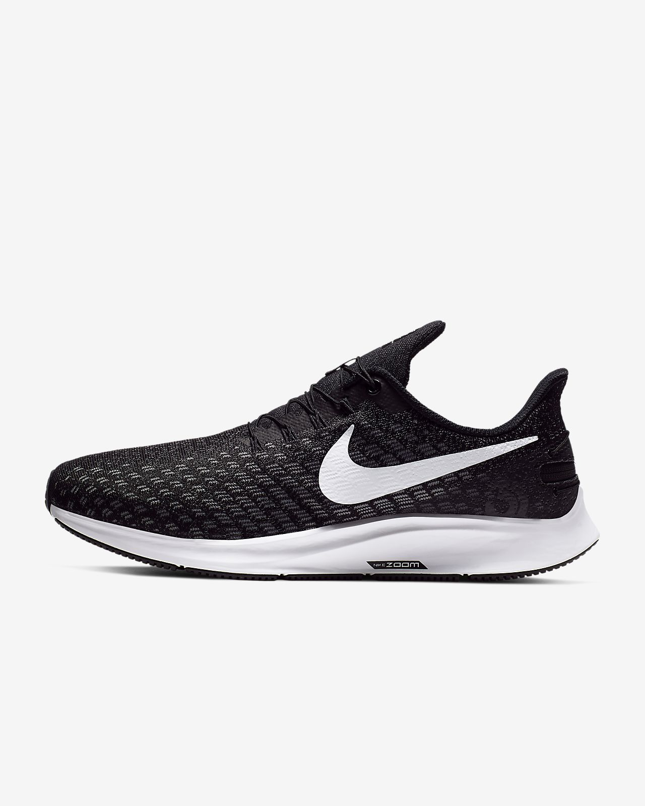 80b70154469 Nike Air Zoom Pegasus 35 FlyEase 4E Men's Running Shoe. Nike.com