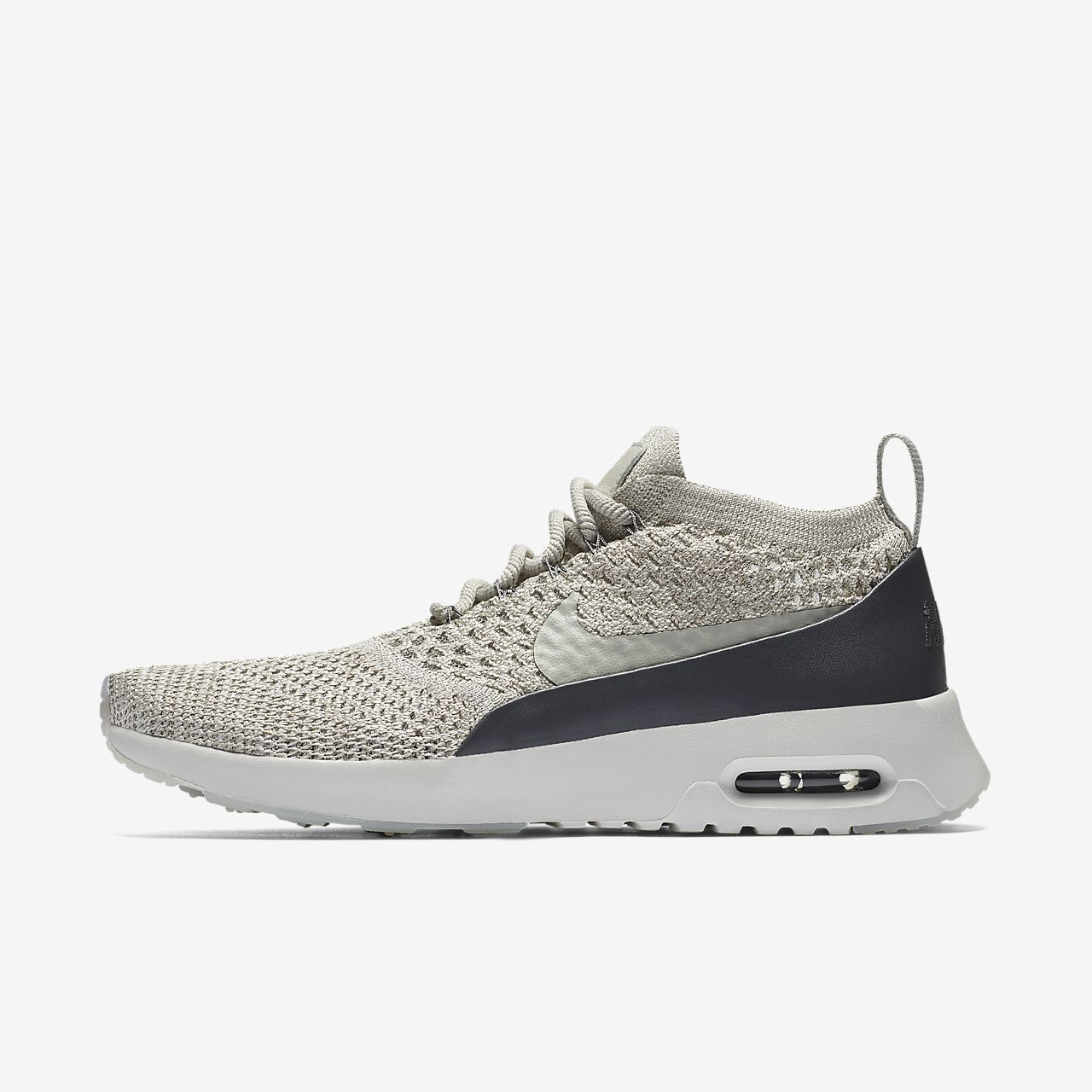 Nike W AIR MAX THEA Flyknit Bianco Blu Rosa UK 5 6 6.5 7 8
