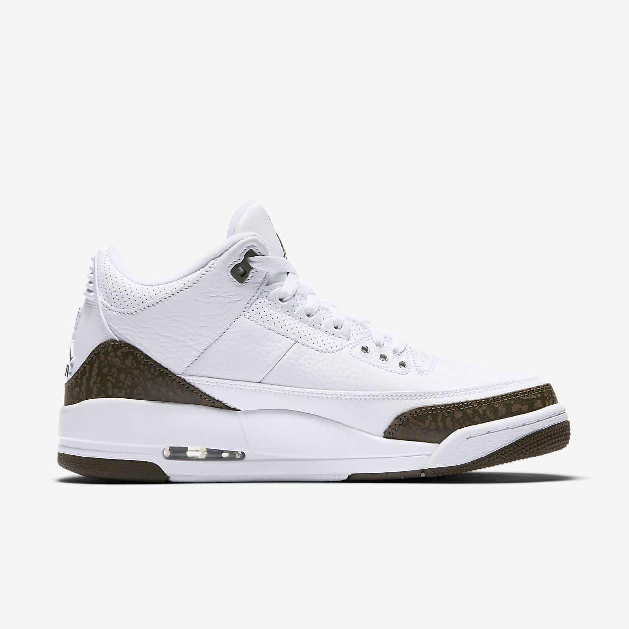 b6495c72bc5f Air Jordan 3 Retro Men s Shoe. Nike.com