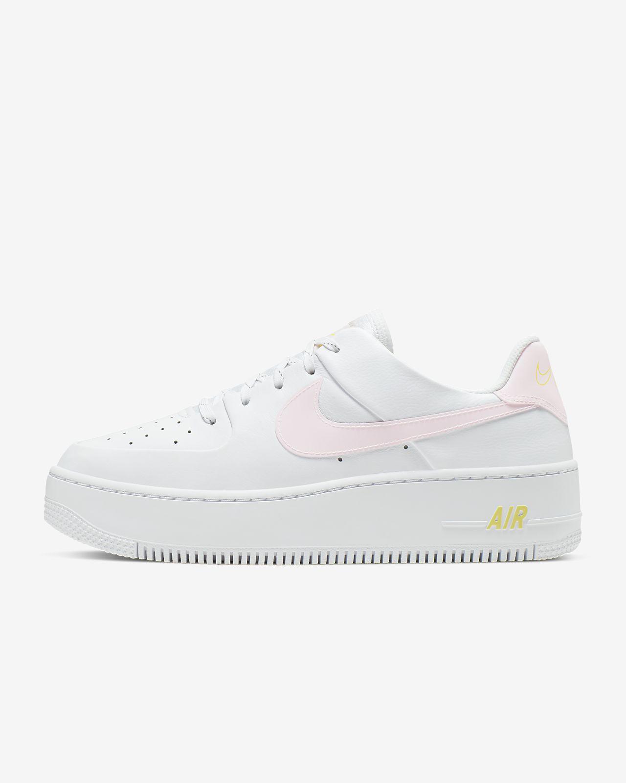Skon Nike Air Force 1 Sage för kvinnor