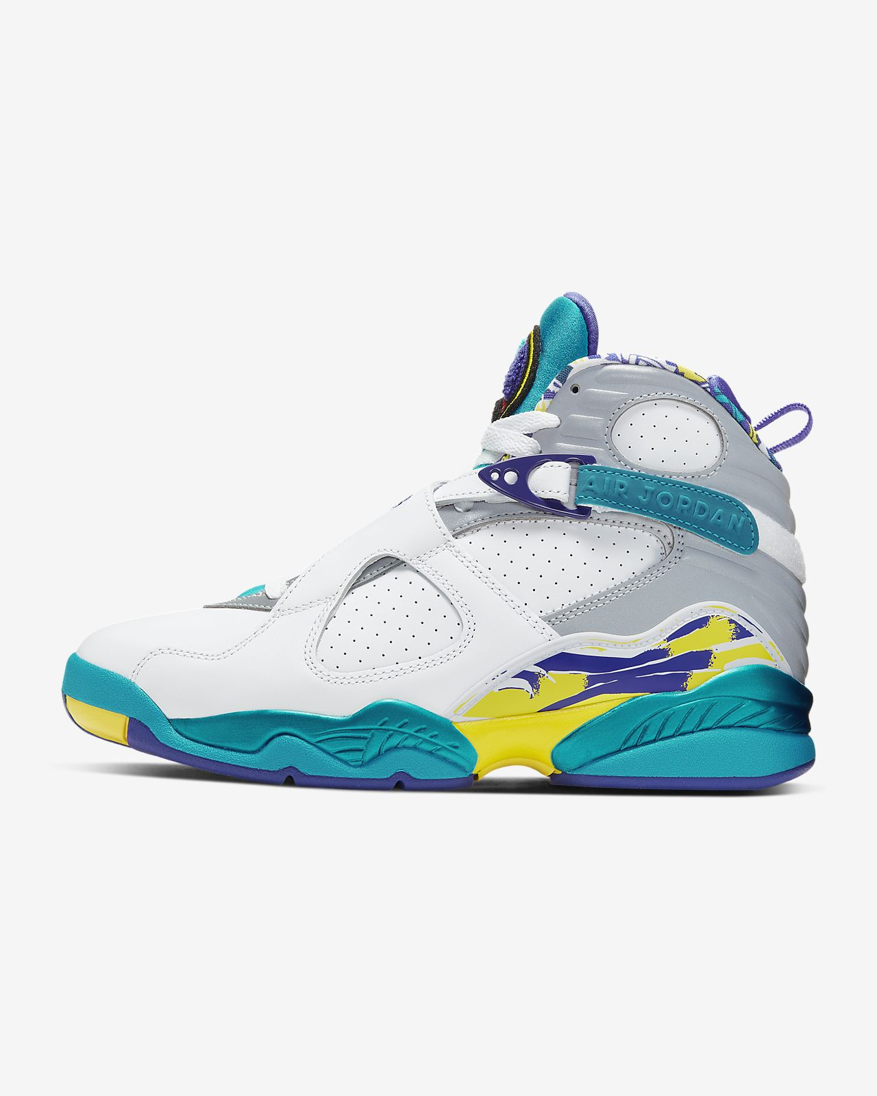 check out 87a9e b85a9 Air Jordan 8 Retro Women's Shoe
