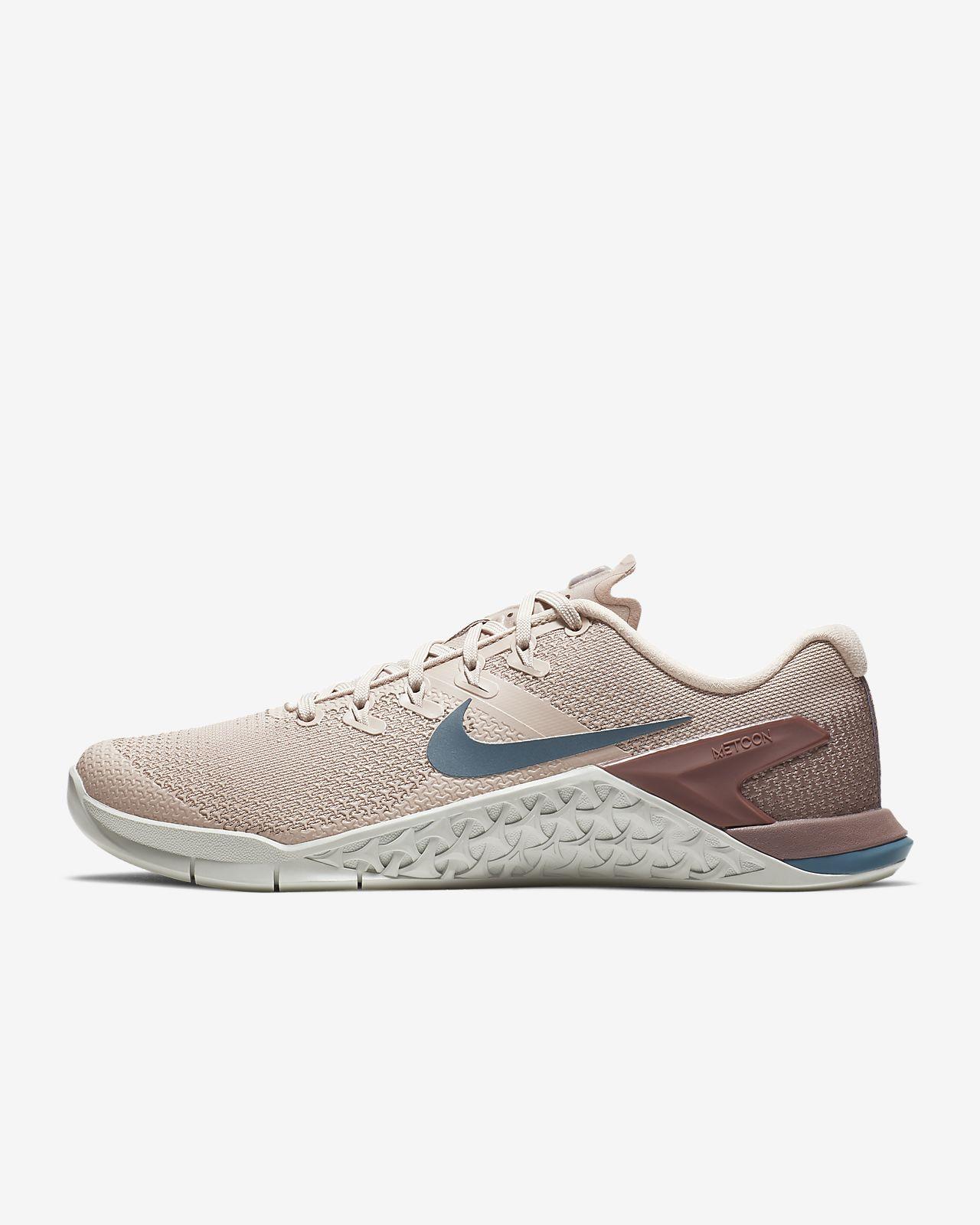 รองเท้าครอสเทรนนิ่ง/ยกน้ำหนักผู้หญิง Nike Metcon 4