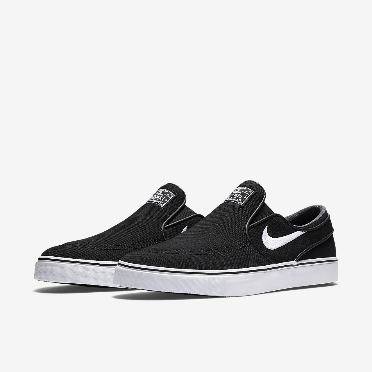 the best attitude 35de6 7da93 ... Nike SB Zoom Stefan Janoski Slip-On Canvas Men s Skateboarding Shoe