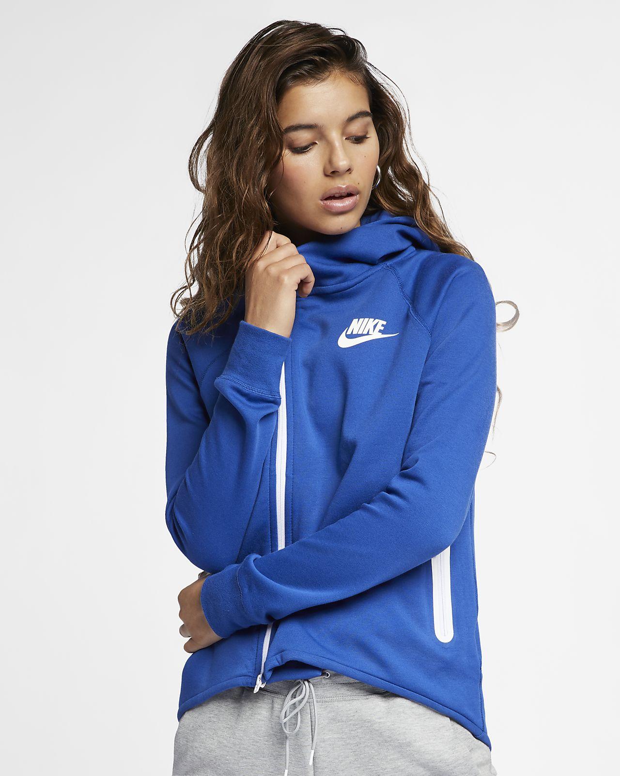 526696c5 Nike Sportswear Tech Fleece Women's Full-Zip Cape. Nike.com