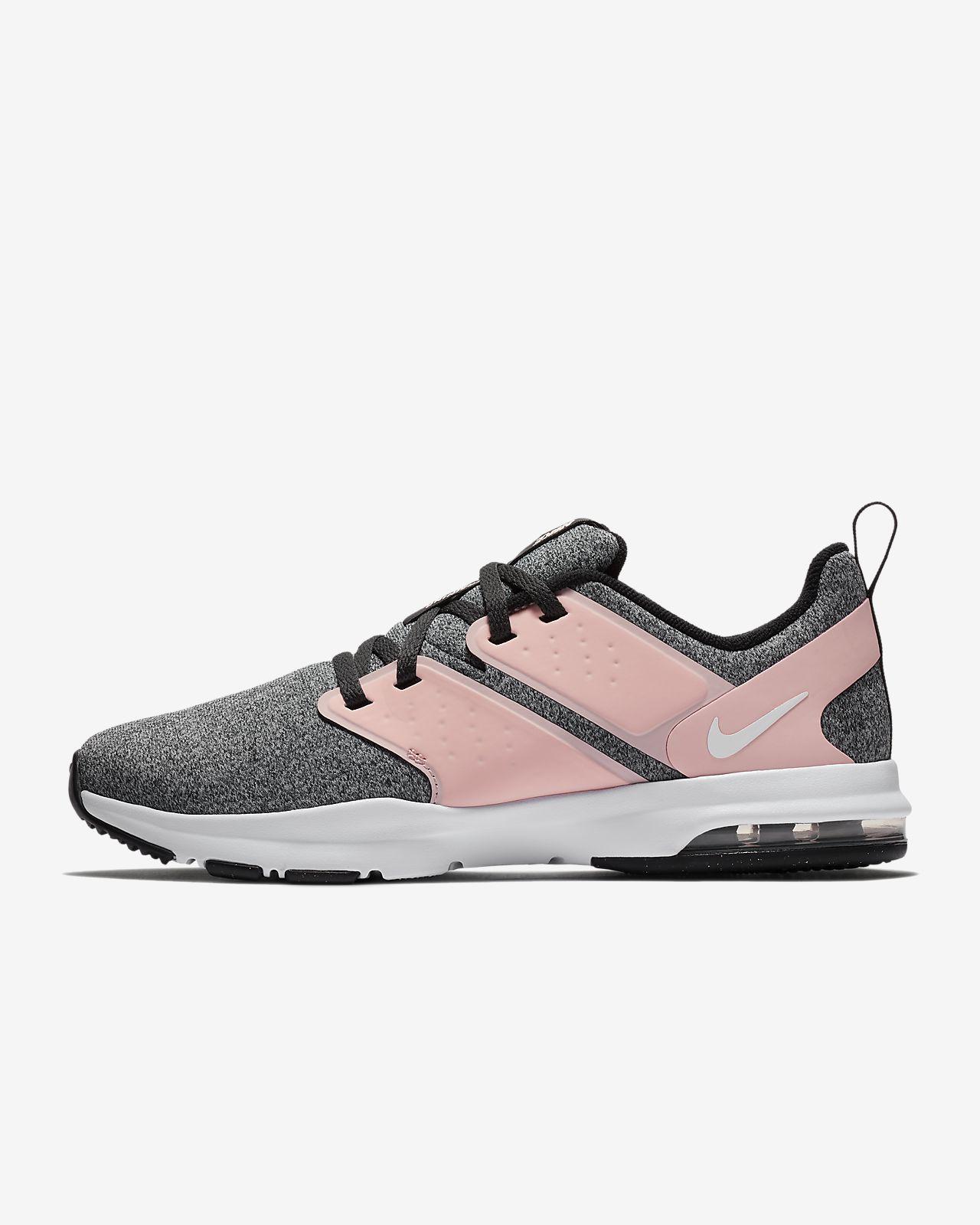Donna Nike Zoom condizione TR Scarpe Nero Rosa Da Donna Scarpe da ginnastica mesh