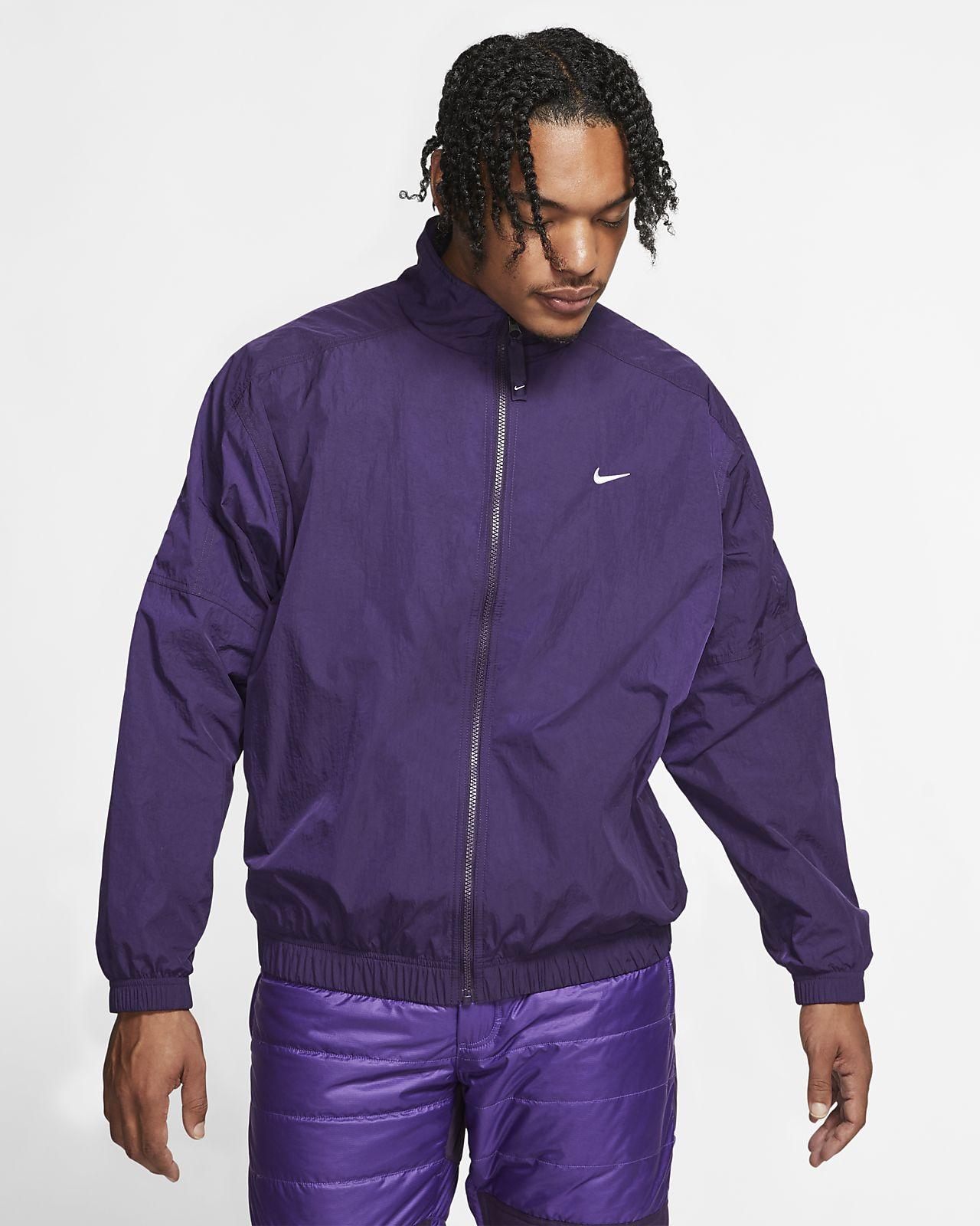 Chamarra de entrenamiento para hombre Nike