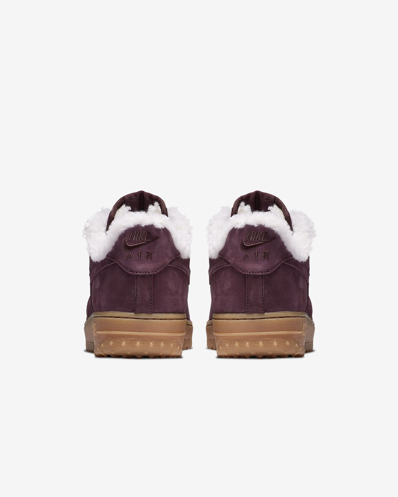 Boxing Day>Nike Air Max 1 Leather Winter Premium Women*Men