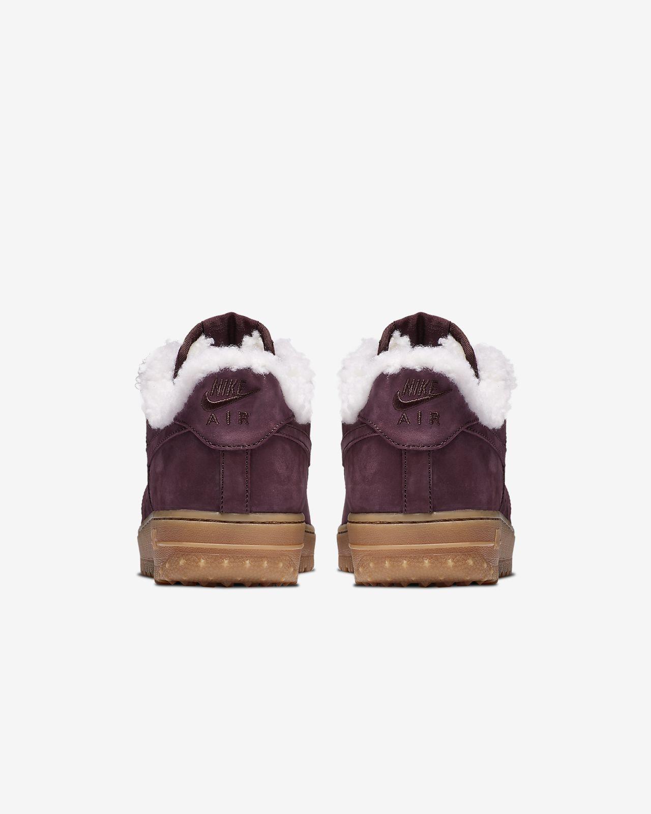 78b380eea4a Calzado para hombre Nike Air Force 1 Premium Winter. Nike.com MX