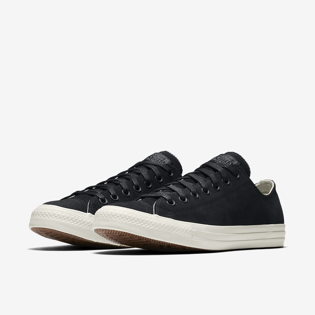 ... Converse Chuck Taylor All Star Nubuck Low Top Men's Shoe