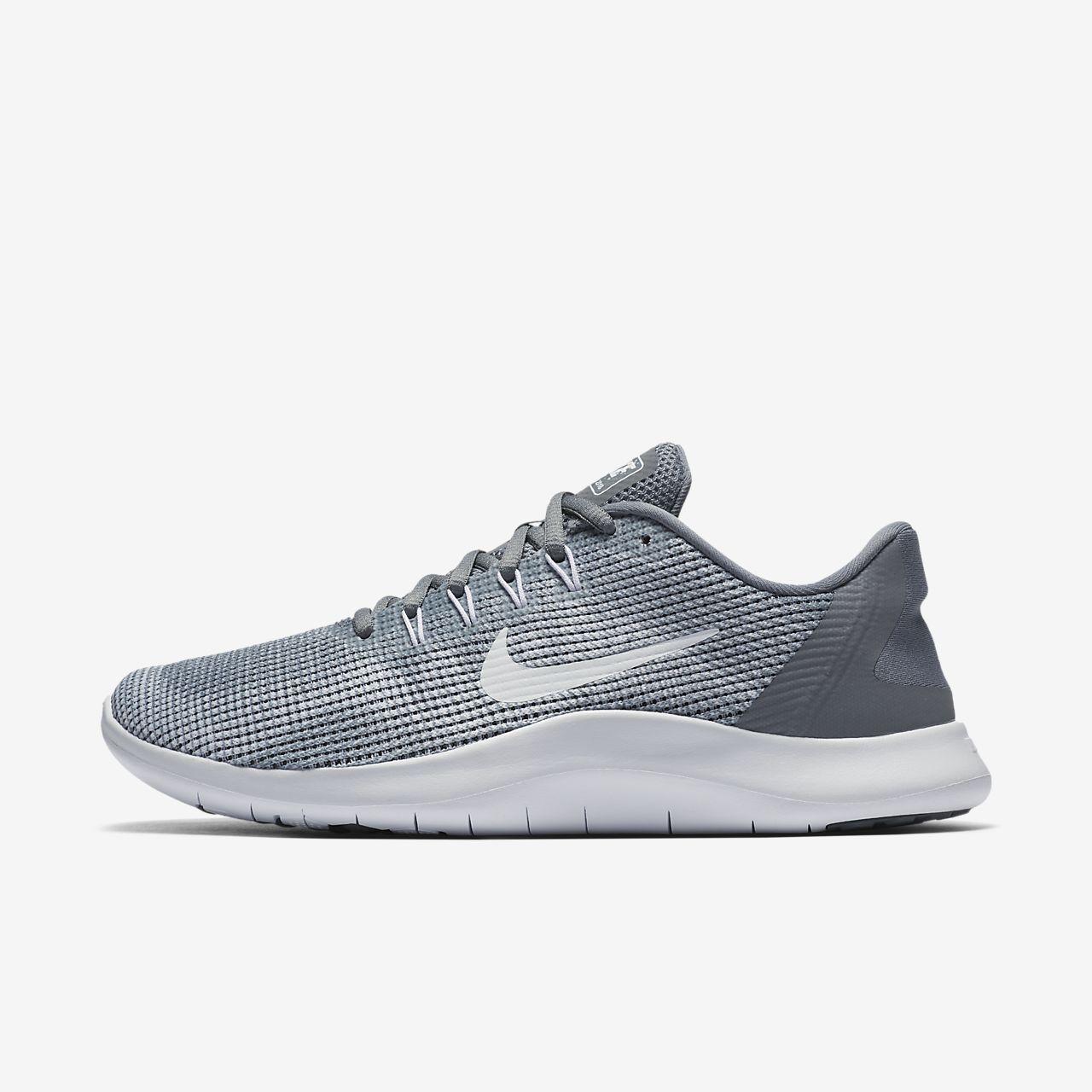 Женские беговые кроссовки Nike Flex RN 2018. Nike.com RU b09ce5af78f