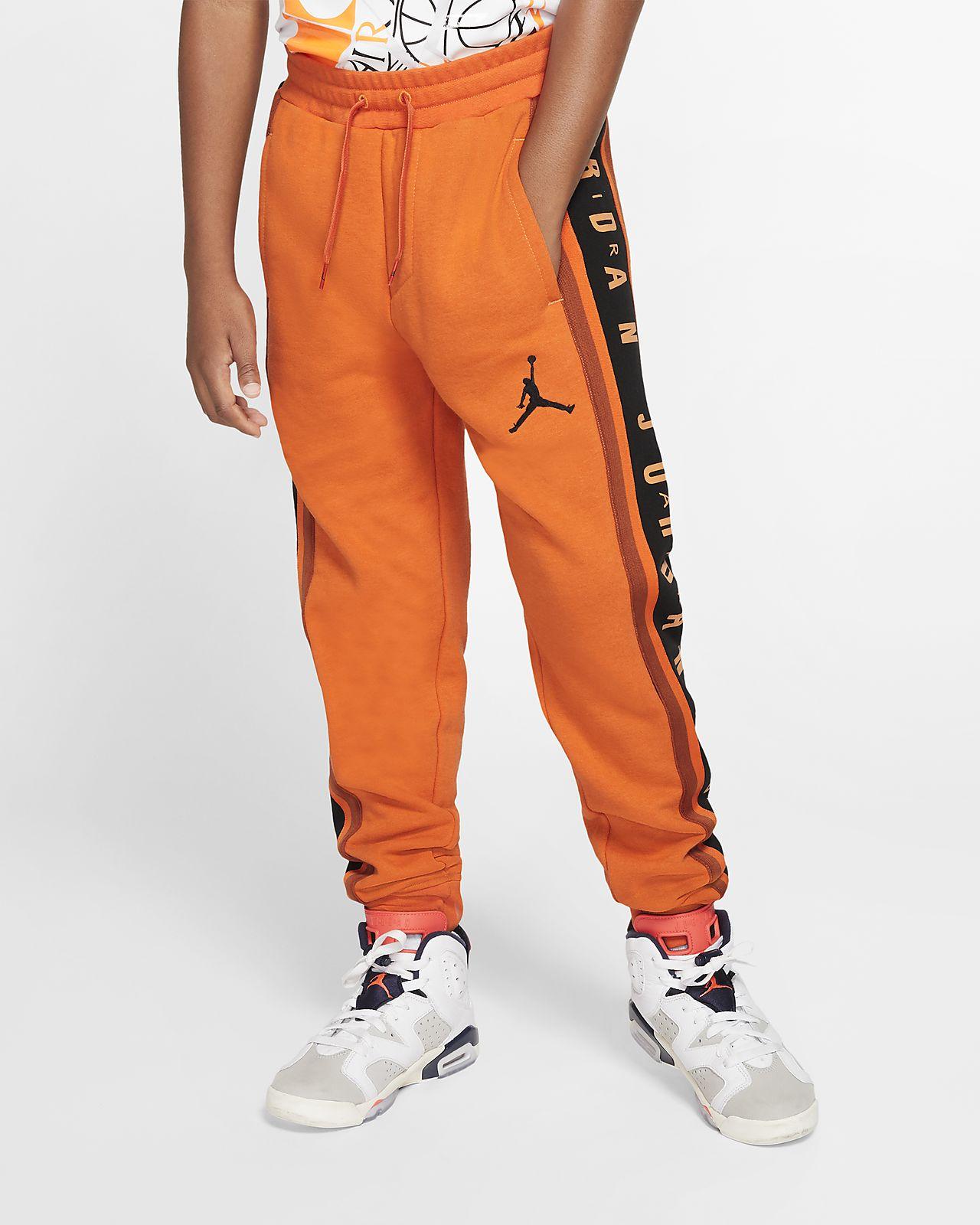 Pantalon de jogging à bande colorée Jordan Air pour Garçon plus âgé