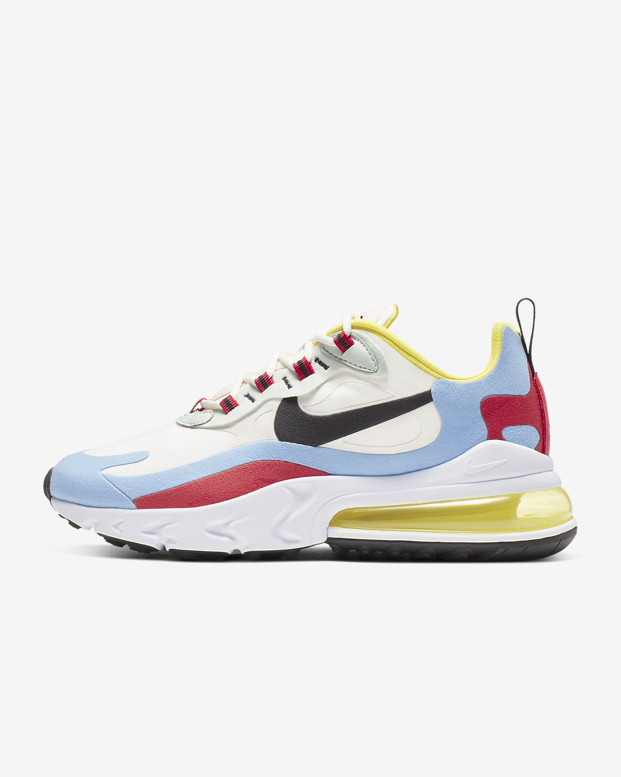 Nike Air Max 270 React (Bauhaus) Women's Shoe