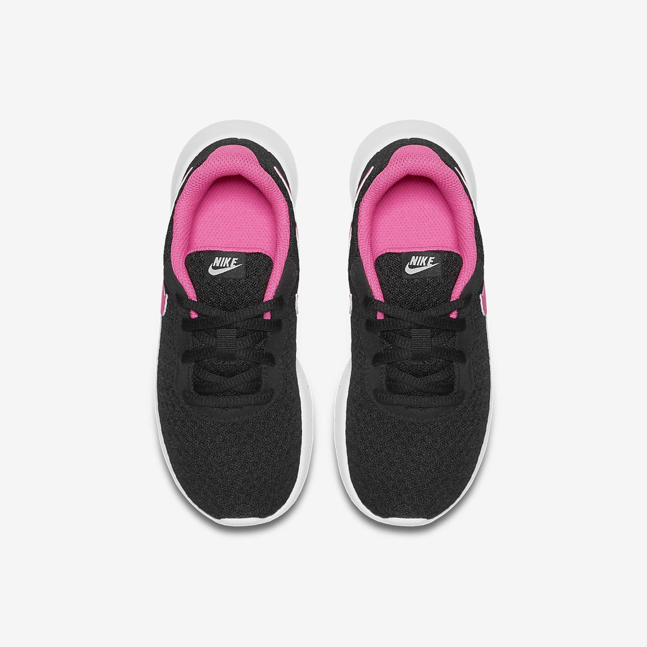scarpe nike tanjun bambina rosa