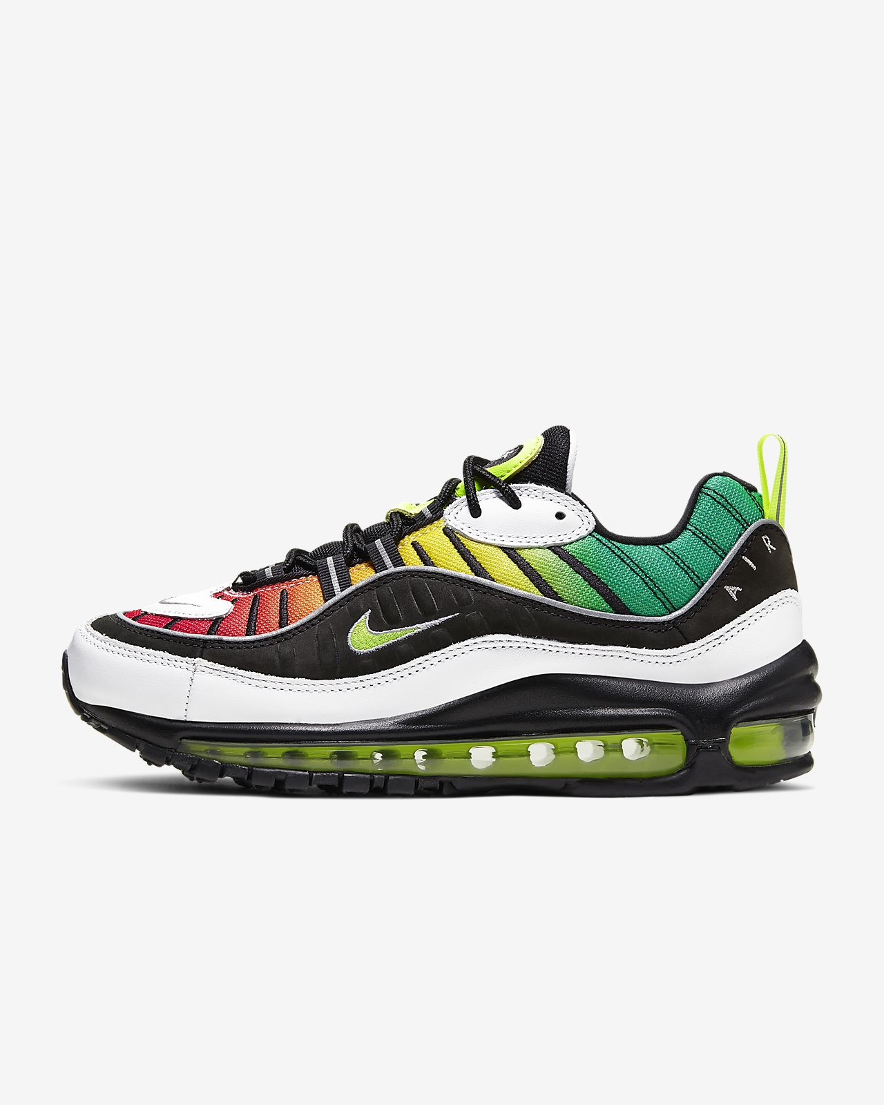 basket homme nike air max 98