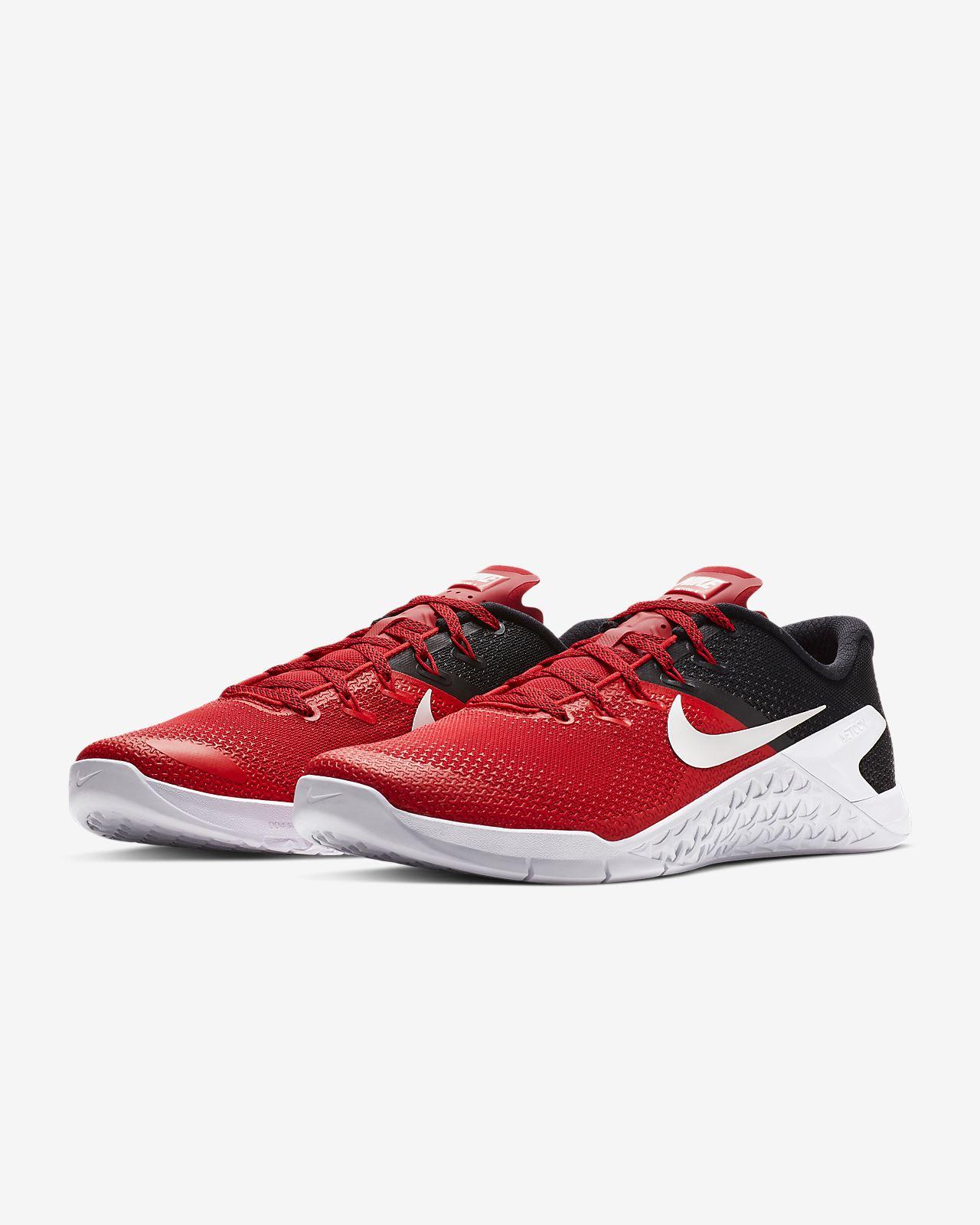 04fe563553 ... Sapatilhas de treino multidisciplinar halterofilismo Nike Metcon 4 para  homem
