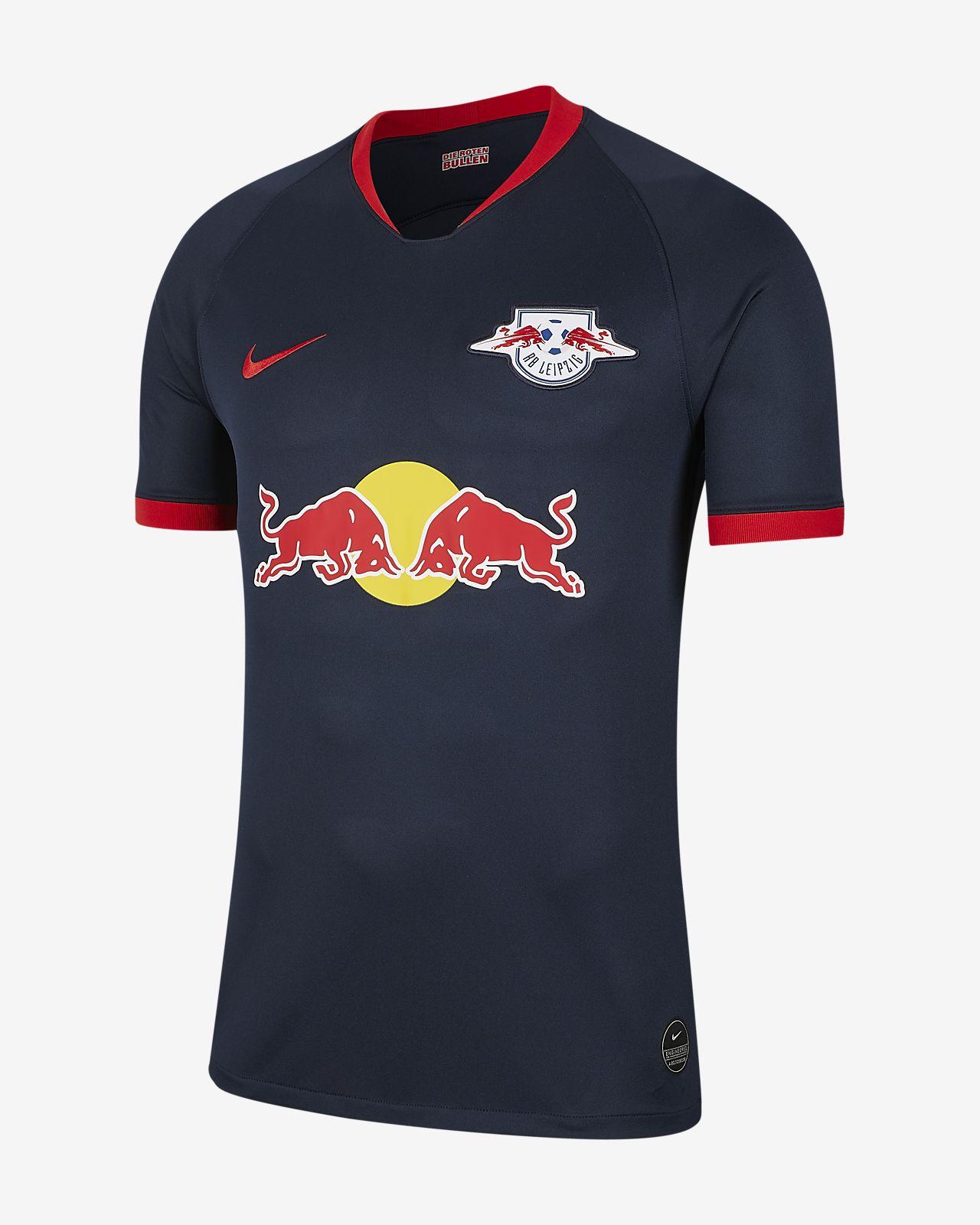 RB Leipzig 2019/20 Stadium Away Voetbalshirt voor heren